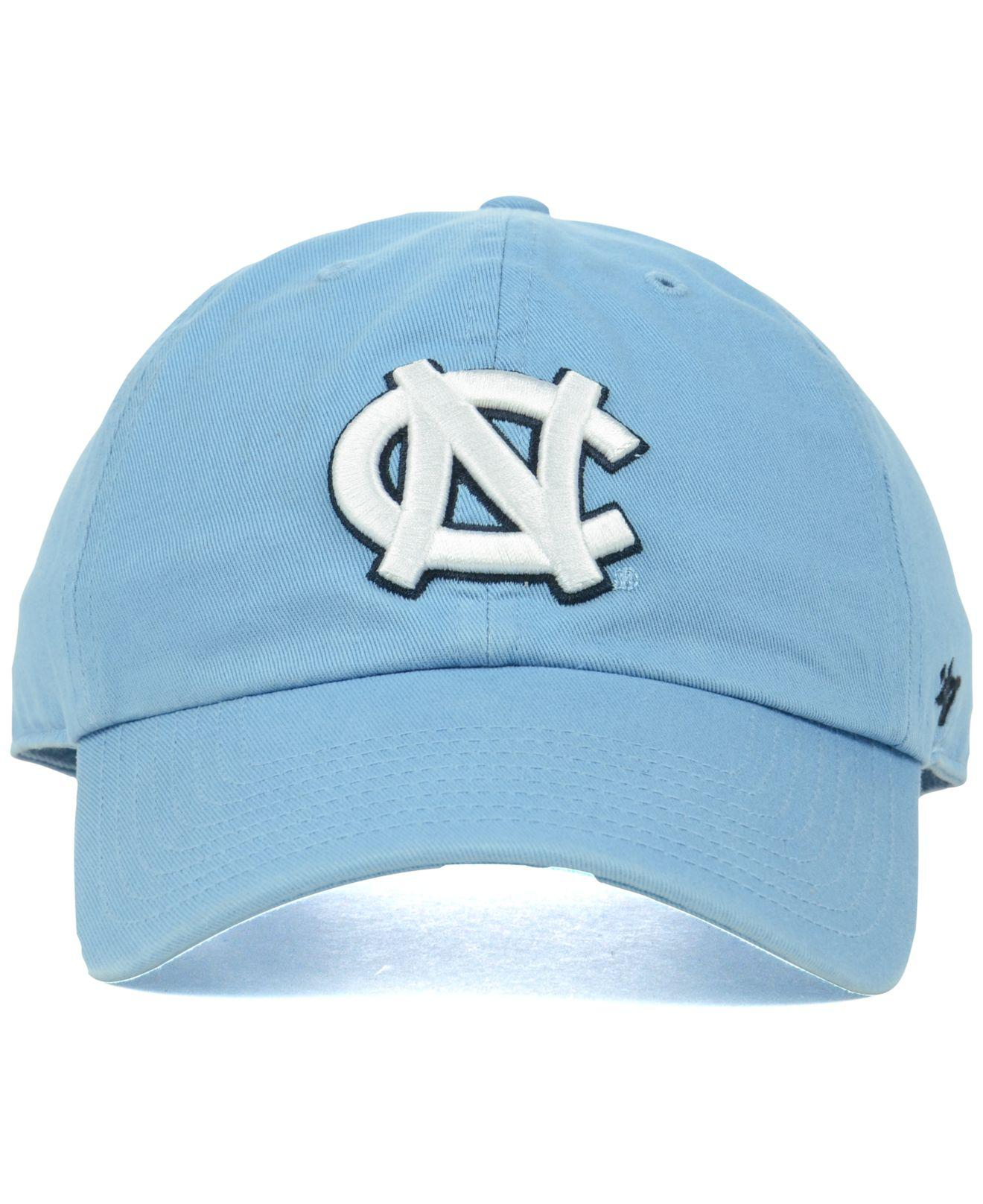 size 40 6a310 9ab1b clearance 47 brand blue north carolina tar heels ncaa clean up cap for men  . view