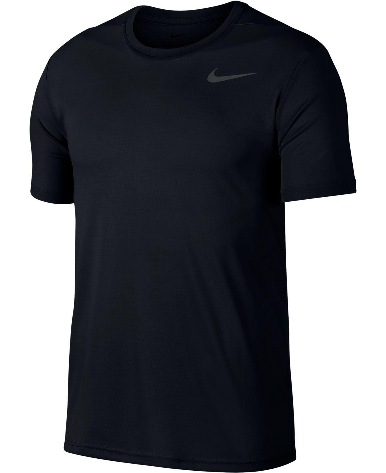 0935fedcc Lyst - Nike Superset Breathe Training Top in Black for Men