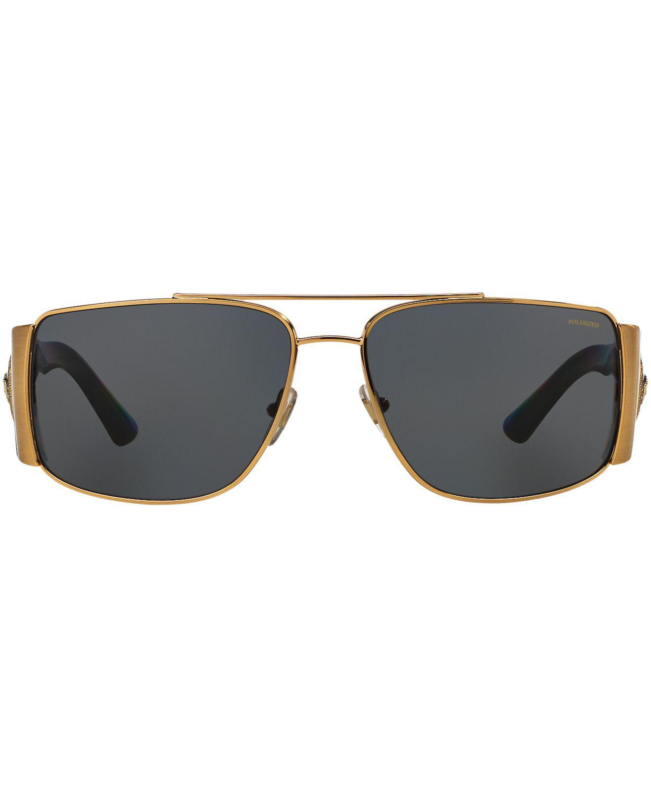 6743c75f00e Lyst - Versace Sunglasses