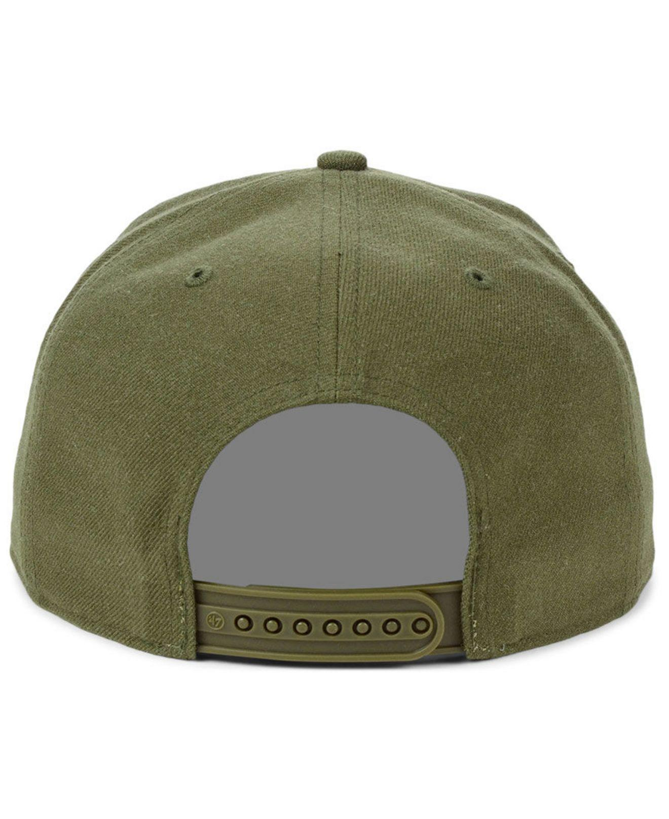 watch 80720 69962 47 Brand. Men s Green Los Angeles Dodgers Script Snapback Cap