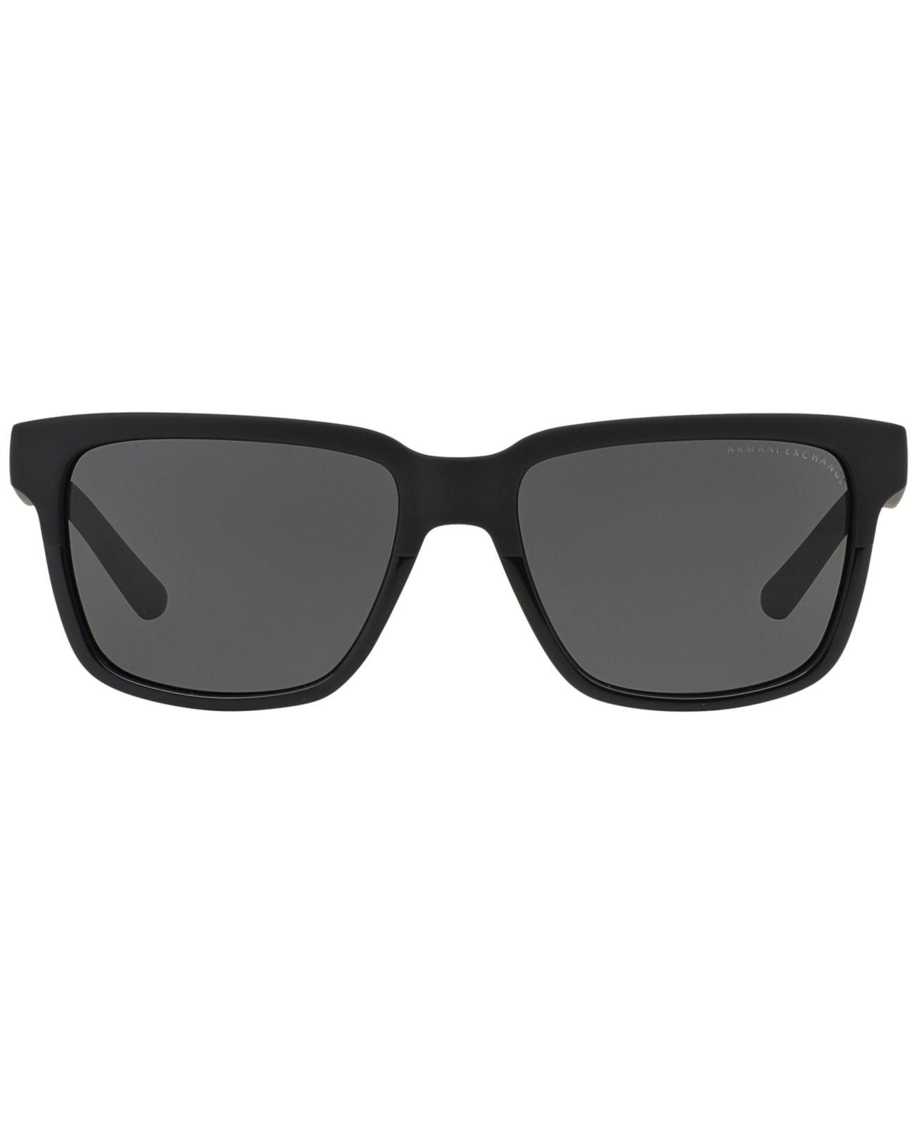 3a0d9b9ddaa Lyst - Armani Exchange Ax Sunglasses