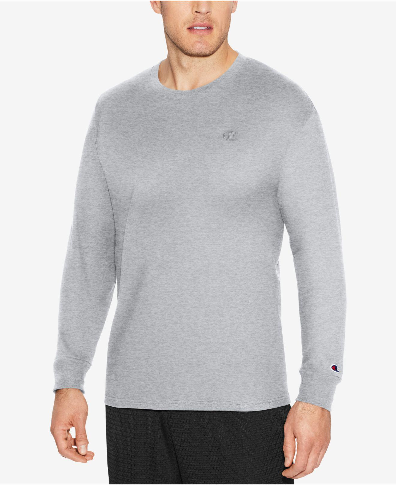9da5ebe9fabc Lyst - Champion Men s Classic Sweatshirt in Gray for Men