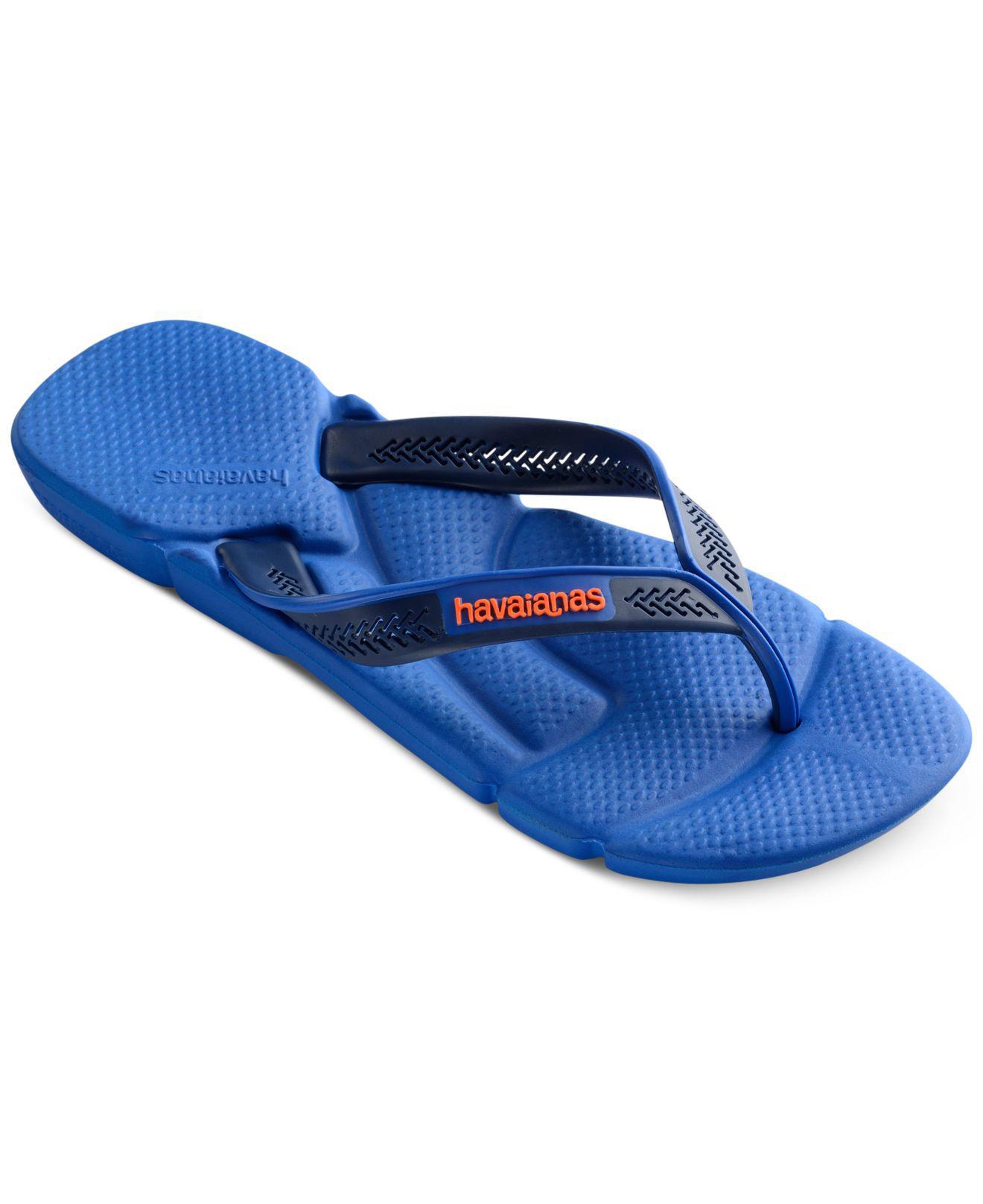 dcce5f3ca1b Lyst - Havaianas Power Flip Flops in Blue for Men