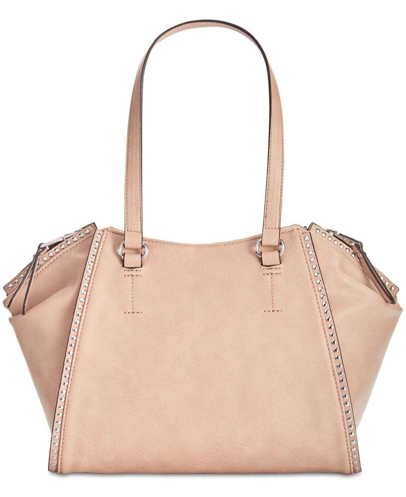 825e9436a353 Lyst - INC International Concepts I.n.c. Hazell Studded Shoulder Bag ...