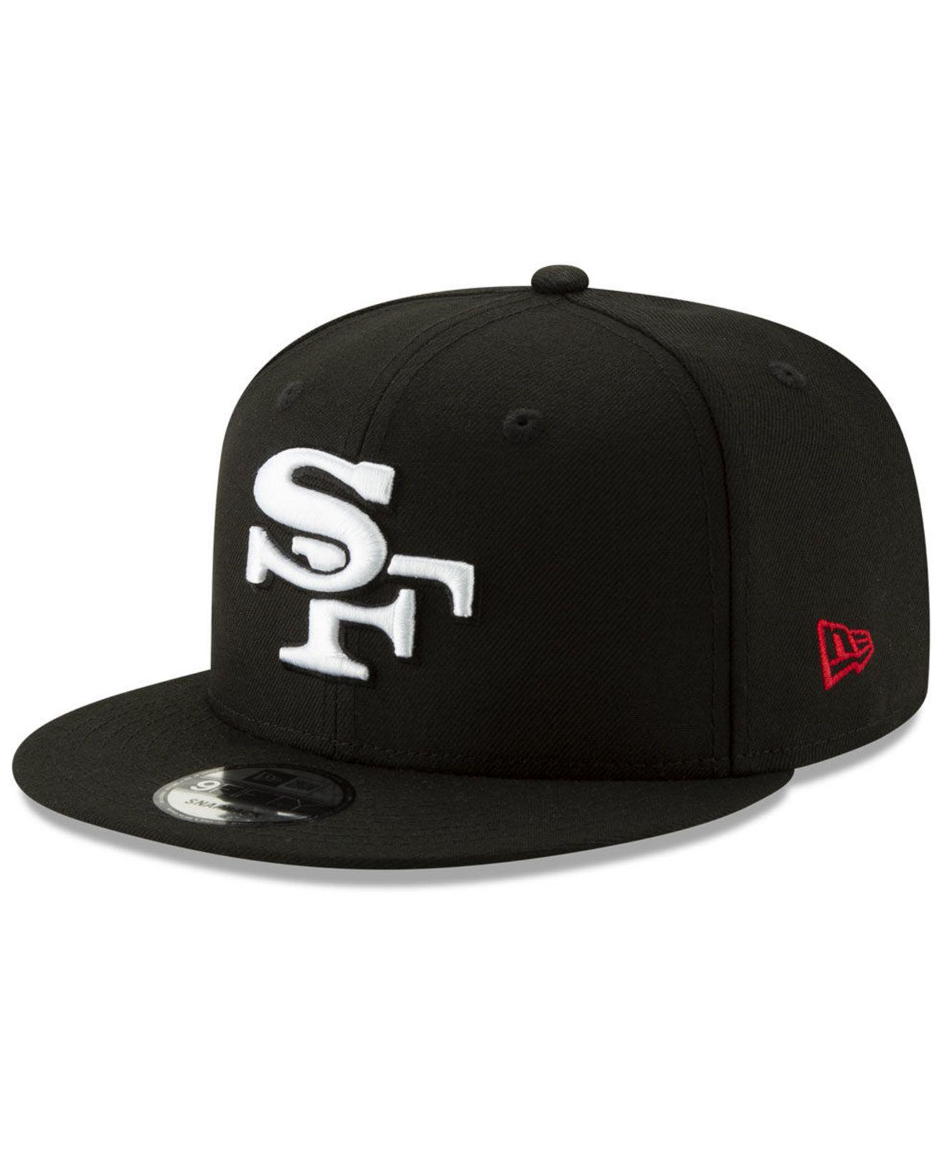 f0daa249a2c Lyst - KTZ San Francisco 49ers Logo Elements Collection 9fifty ...
