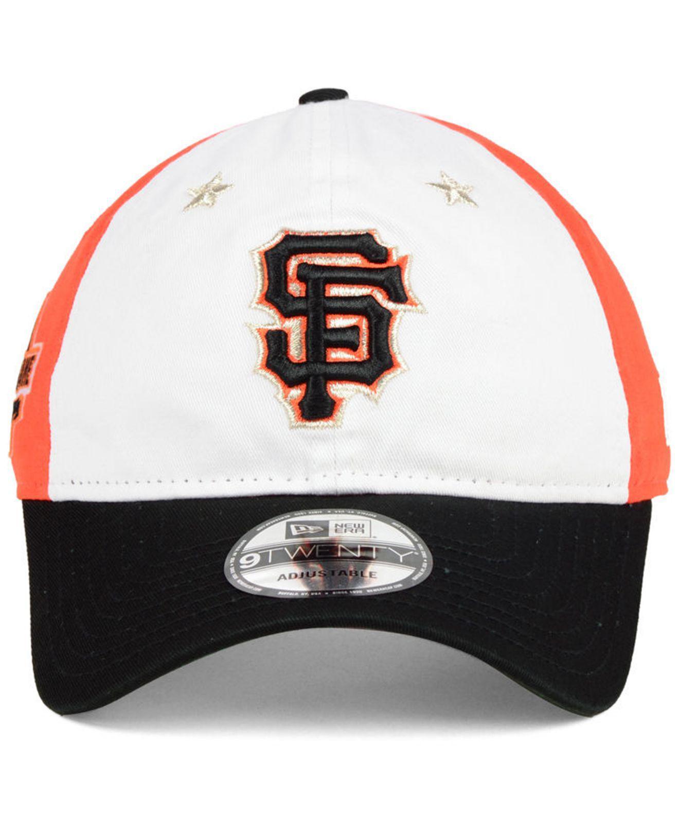 best sneakers 4c583 62957 ... new era 59fifty fitted cap hat 7 5 czech lyst ktz san francisco giants  all star game 9twenty strapback cap 2018 in black for ...