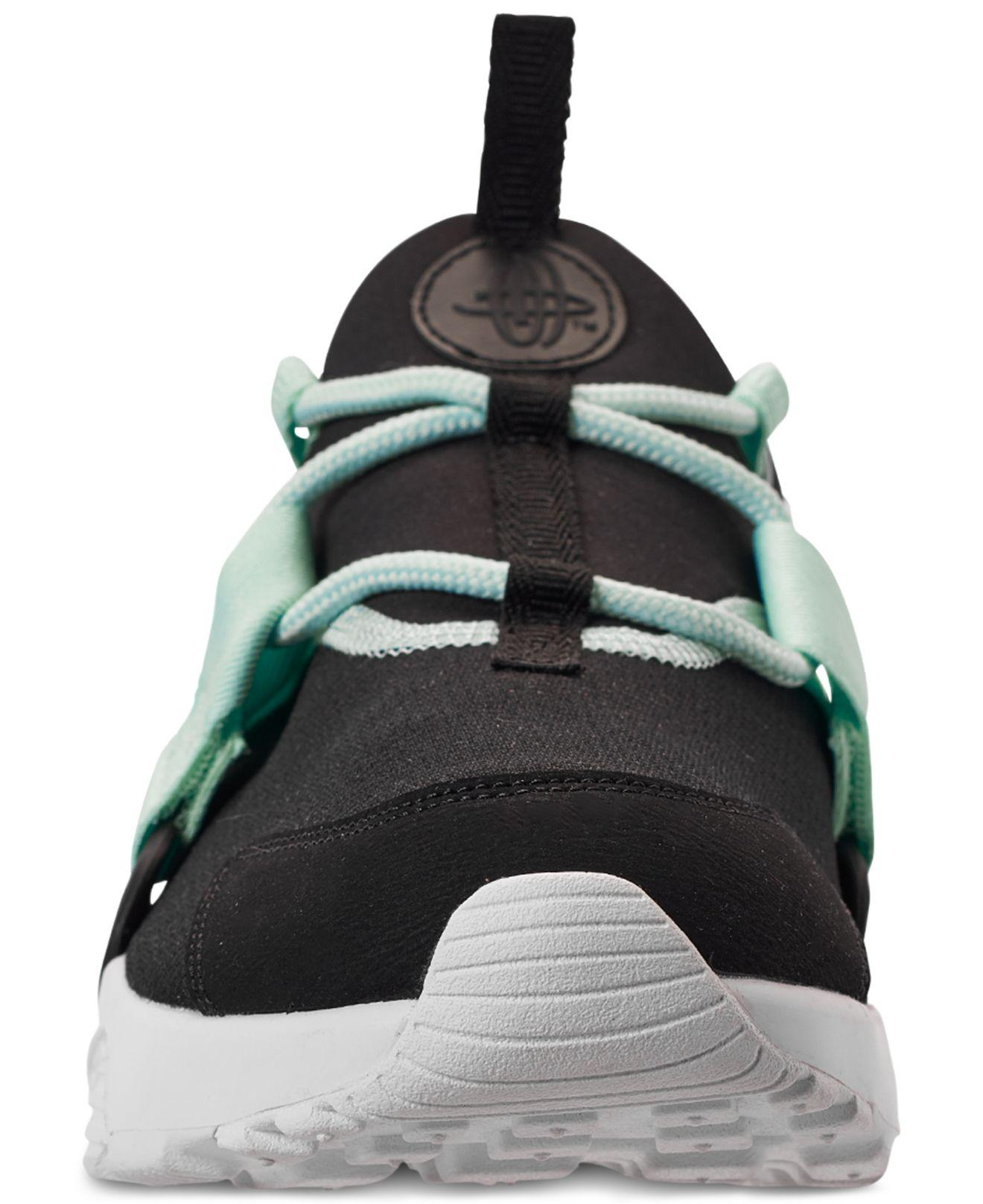 96deaae4e364 Nike - Black Air Huarache City Low Casual Sneakers From Finish Line - Lyst.  View fullscreen
