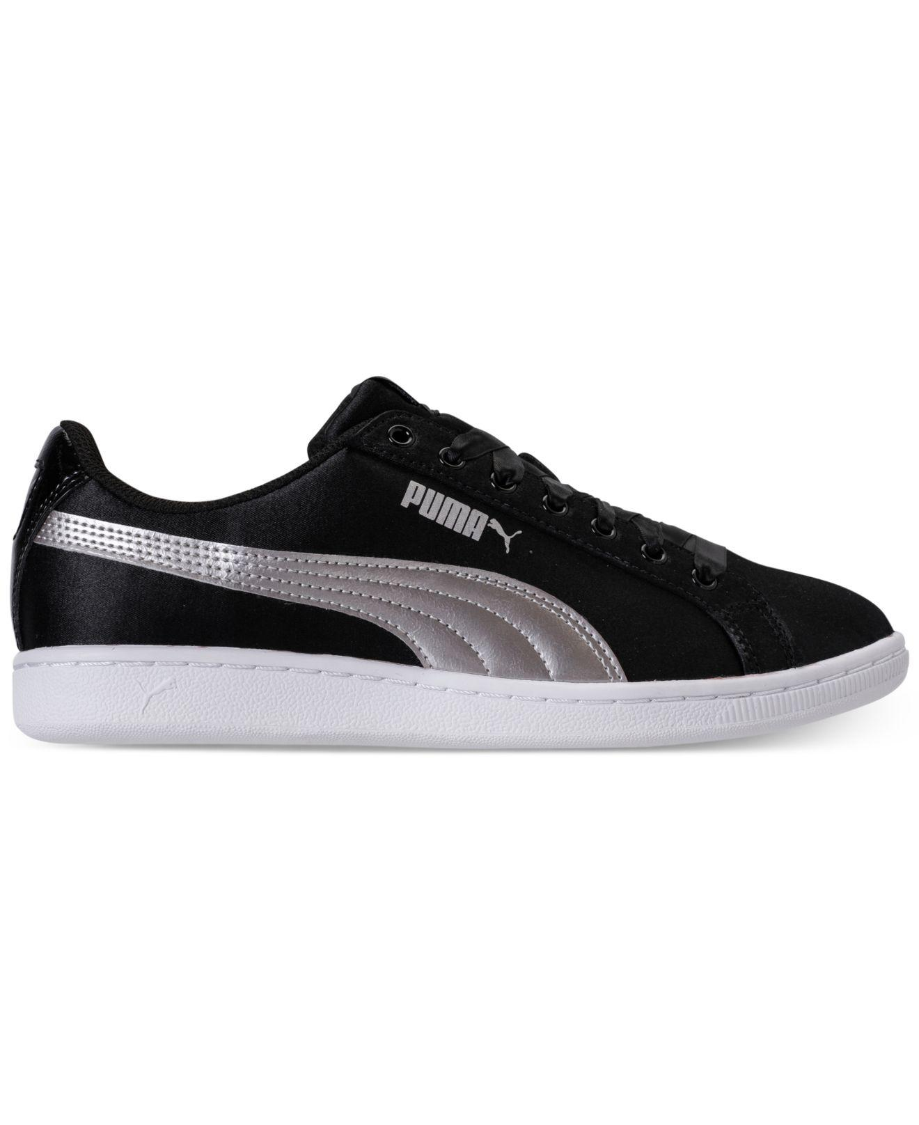 Lyst - PUMA Vikky Ep Casual Sneakers From Finish Line in Black f082d135c