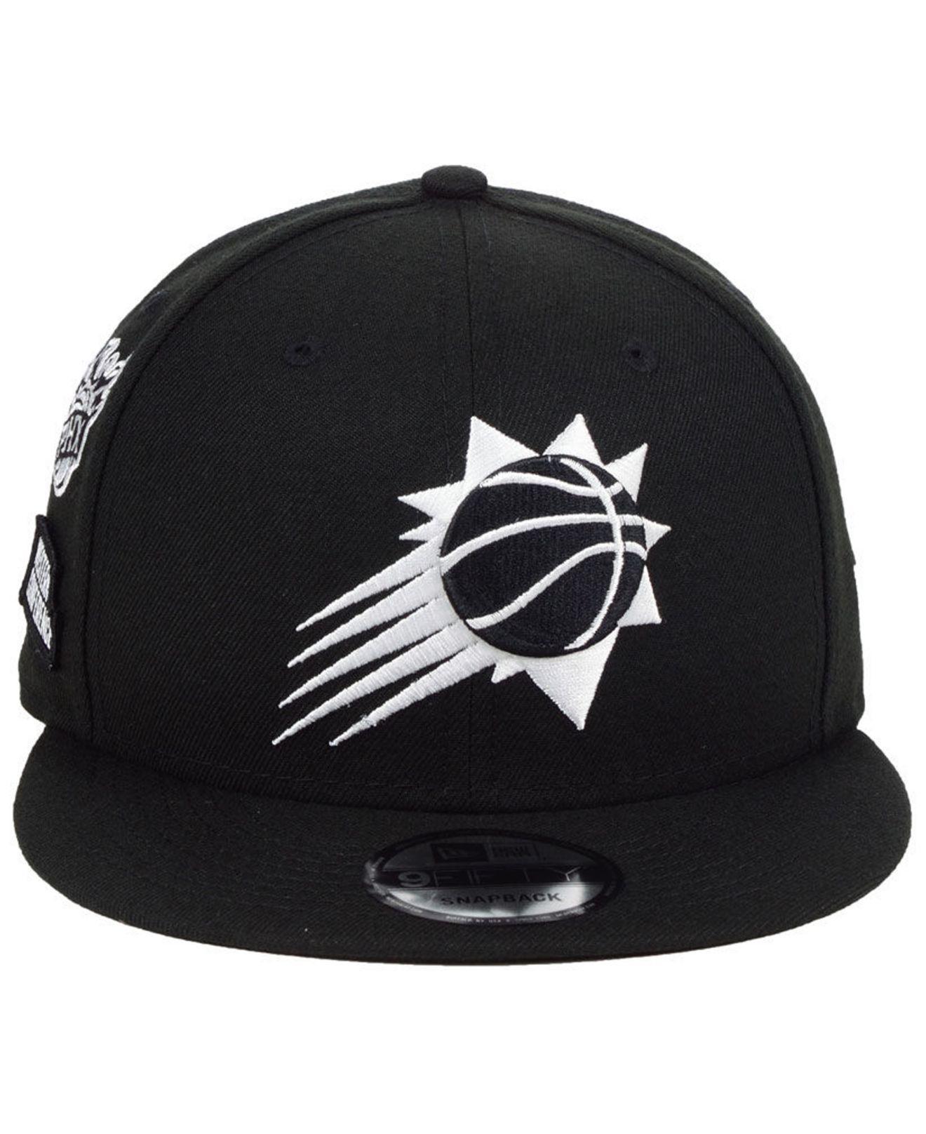 huge discount 793ef 5a443 Lyst - KTZ Phoenix Suns Night Sky 9fifty Snapback Cap in Black for Men