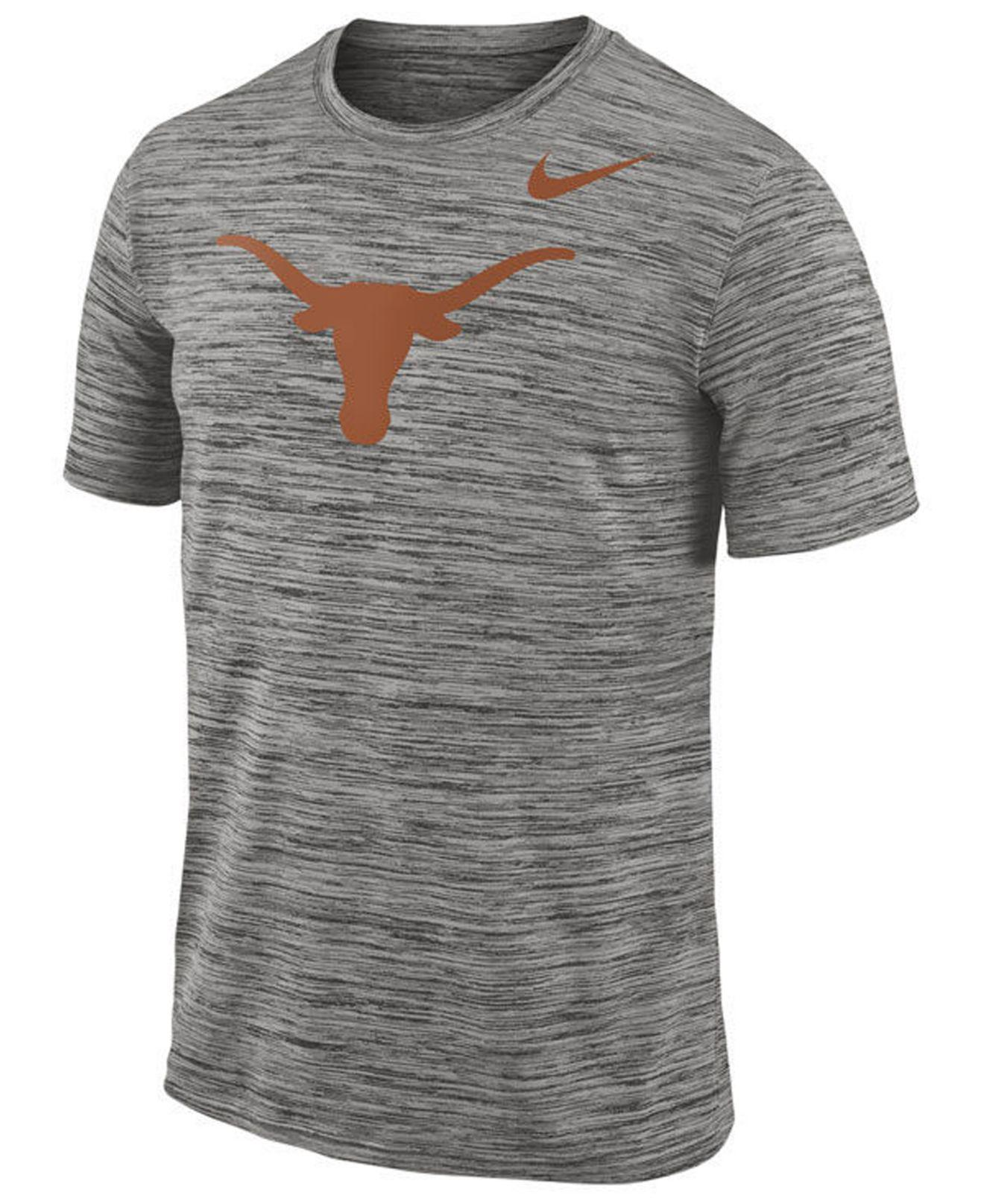 5017c2eb3d8f Lyst - Nike Texas Longhorns Legend Travel T-shirt in Gray for Men