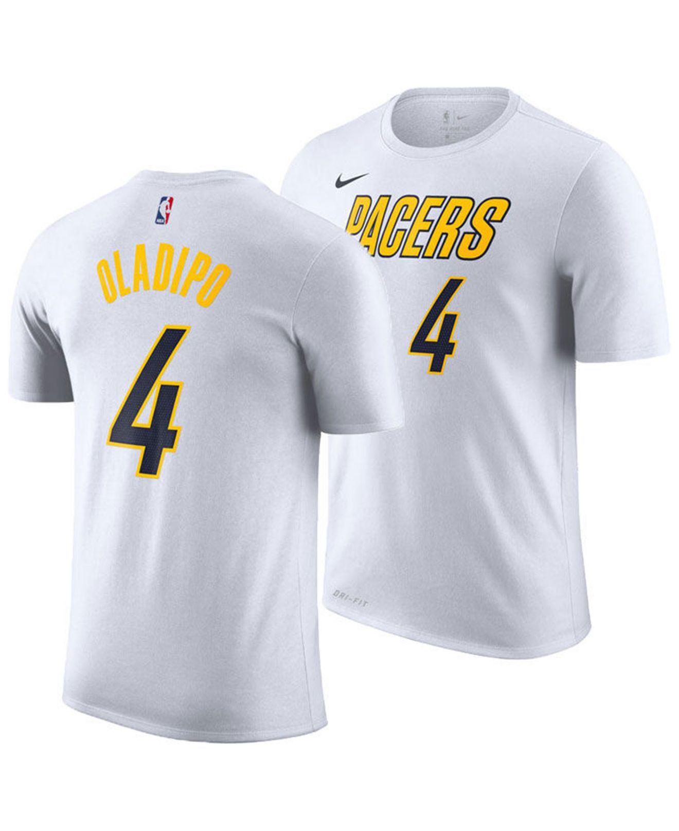 e394a3b56 Adidas Indiana Pacers Practice Performance Long Sleeve T Shirt Black ...