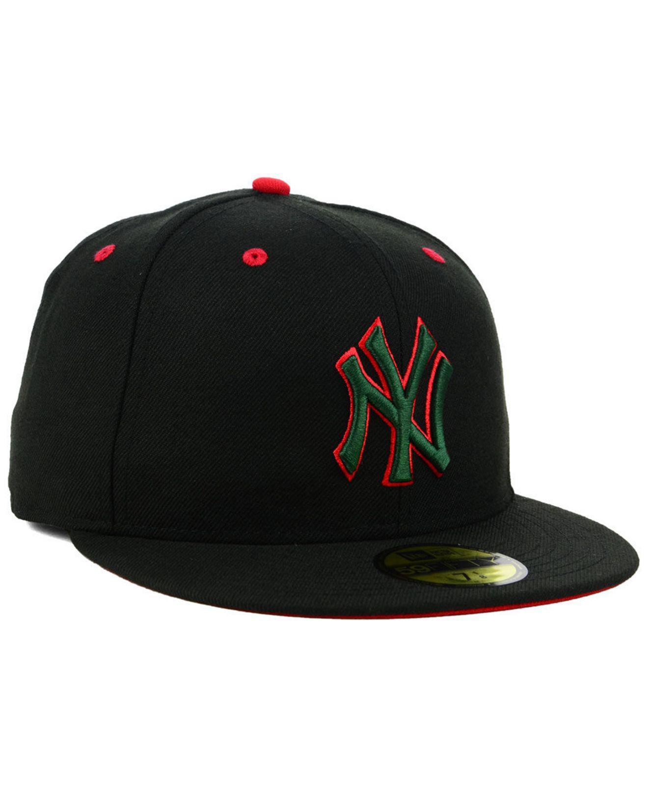9c5fd21ee02 ... switzerland new york yankees italian 59fifty fitted cap for men lyst.  view fullscreen d815d 7f87f ...
