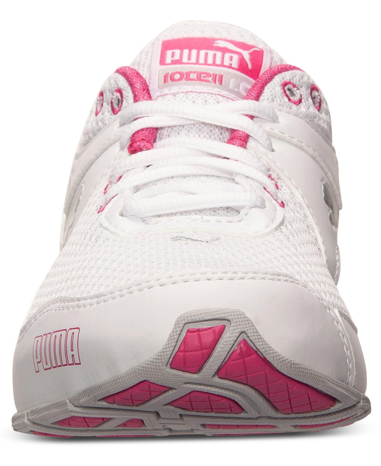 Lyst - Puma Women S Cell Riaze Ttm Running Sneakers From Finish Line ... afaef5f9a