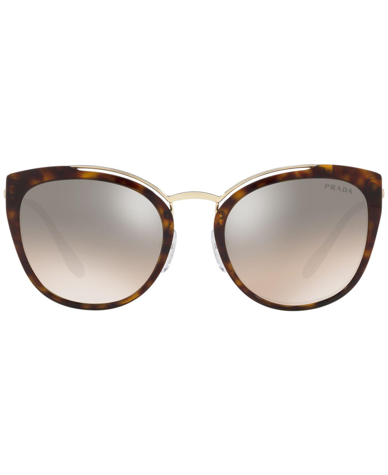 23cb70b1d3e8f ... cheap lyst prada sunglasses pr 20us 54 b77ac 73b0e