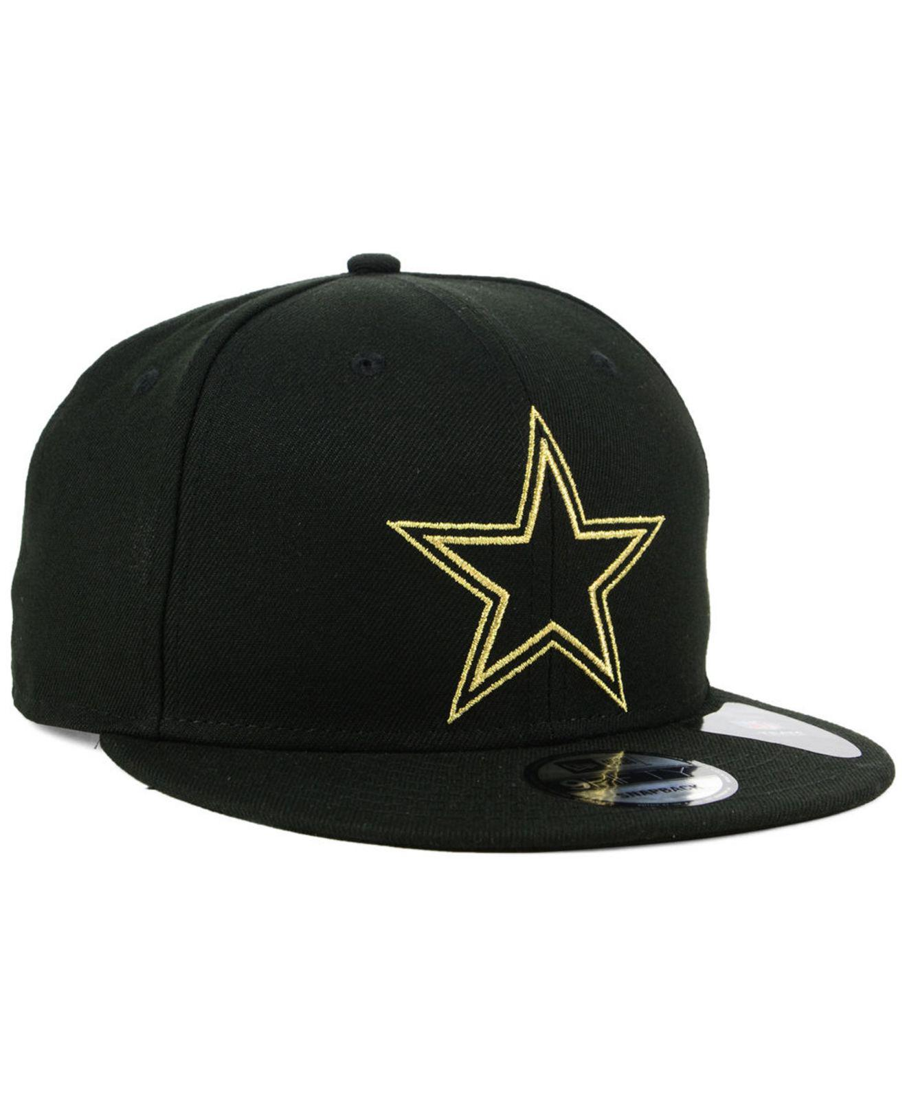 f47e6b5f7 ... denmark release date lyst ktz dallas cowboys tracer 9fifty snapback cap  in black for men 2e832