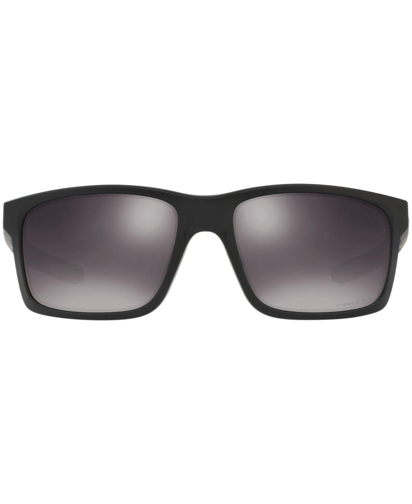 a9f1ab3a87 Lyst - Oakley Polarized Mainlink Prizm Black Iridium Sunglasses ...