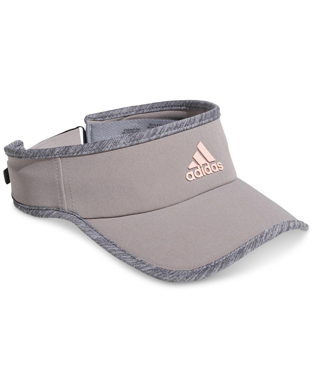 51a891befd1 Lyst - Adidas Climacool® Superlite Visor in Gray