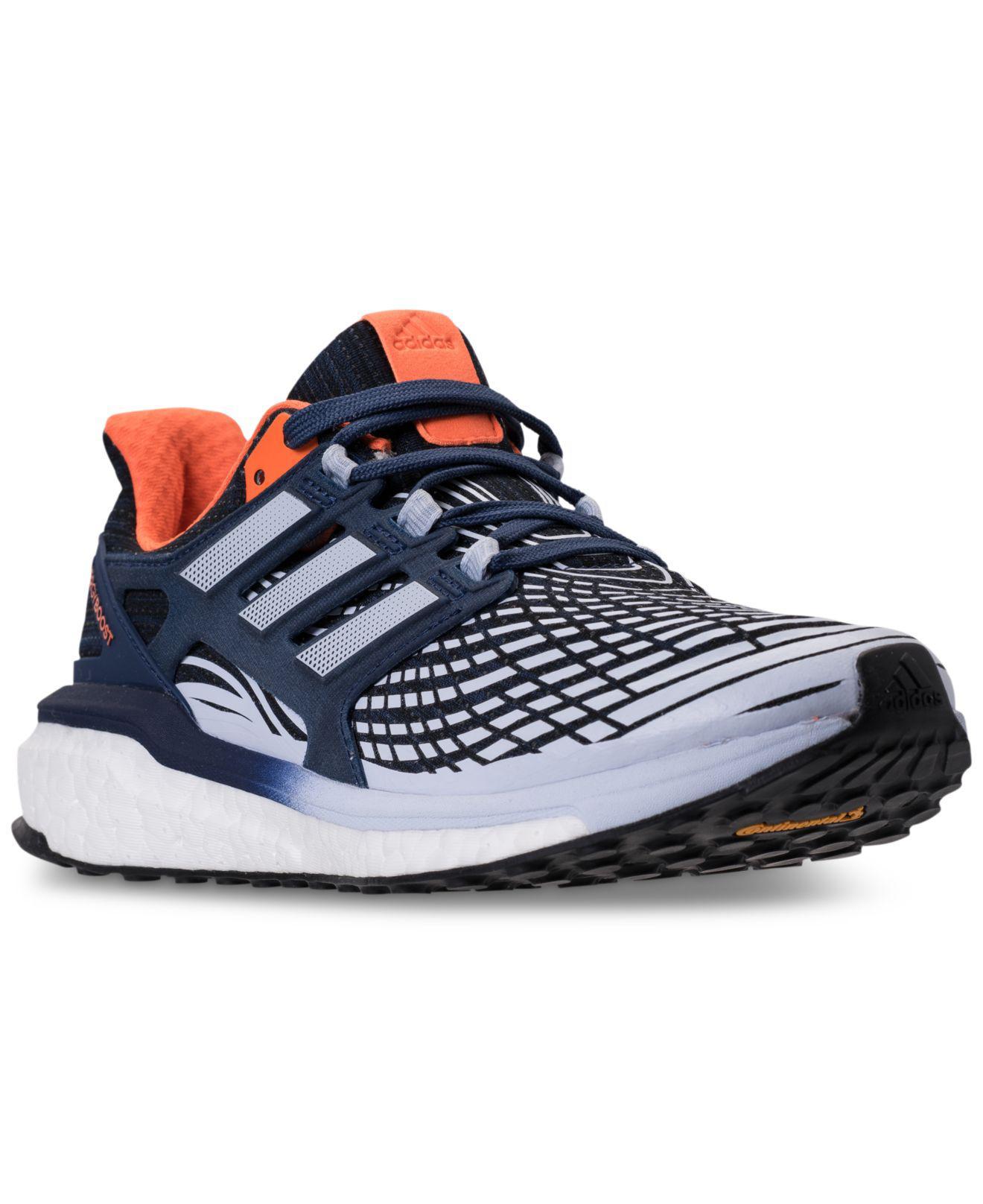 lyst adidas energia impulso in scarpe da ginnastica dal traguardo in