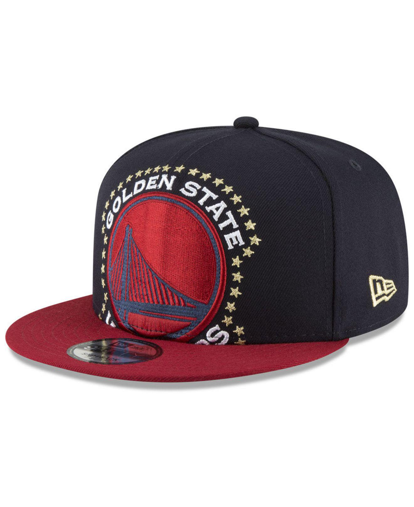 uk availability 46fca e0859 ... coupon code for ktz. mens blue golden state warriors xl americana 9fifty  snapback cap a990a