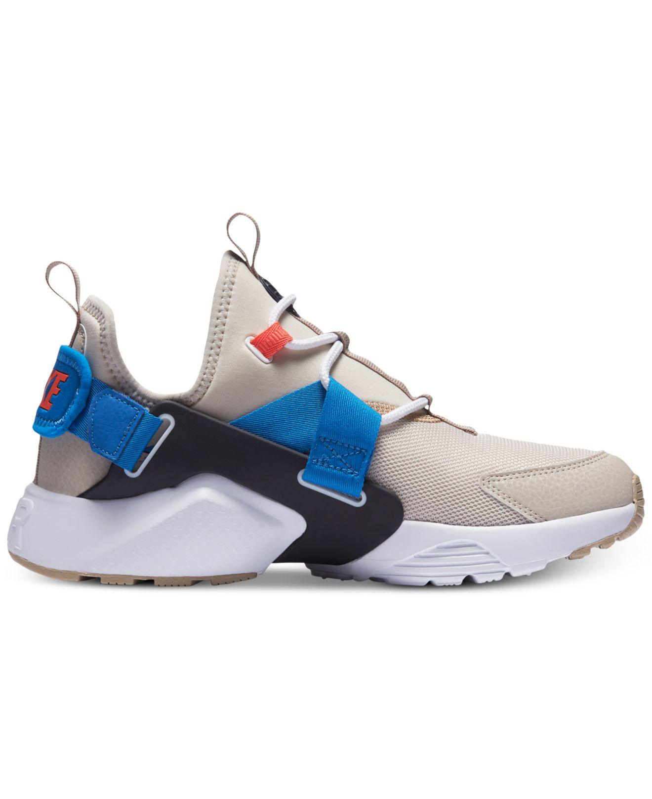 167705b043500 Lyst - Nike Air Huarache City Low Casual Sneakers From Finish Line