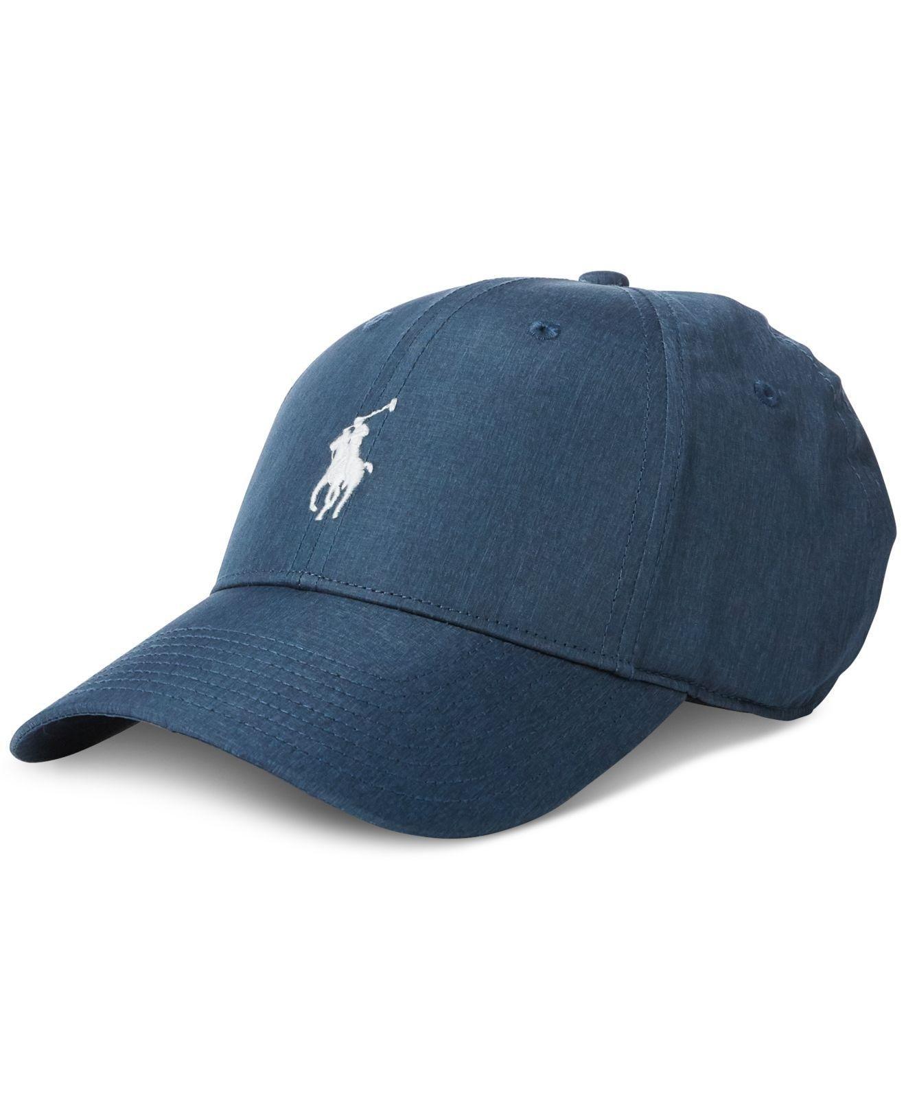 cb0f7fdd748 Lyst - Polo Ralph Lauren Performance Cap in Blue for Men