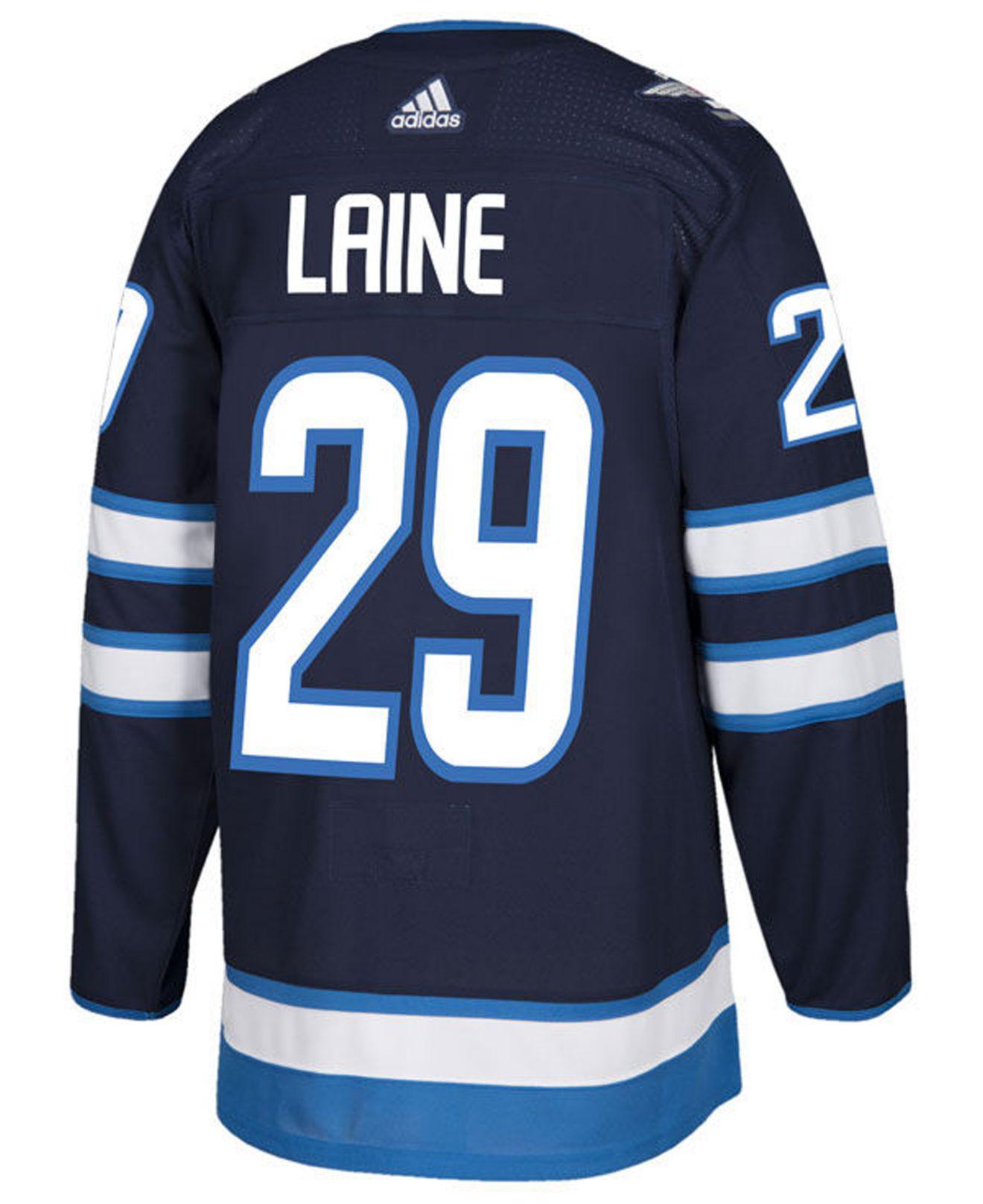 150355bb0160 Lyst - adidas Patrik Laine Winnipeg Jets Adizero Authentic Pro ...