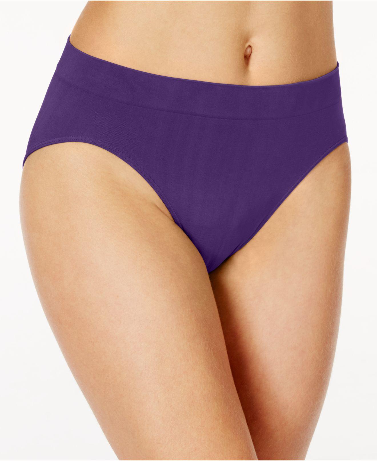 NWT Women/'s JOCKEY 3 Seamfree Hi Cuts Microfiber Stretch Panties Underwear
