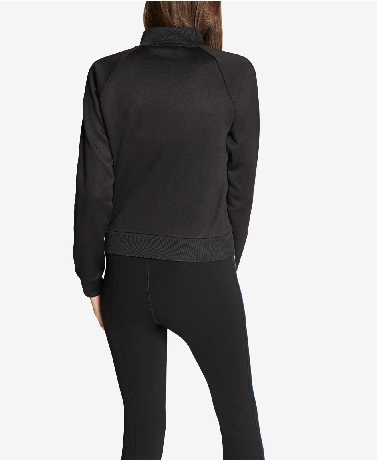 91780a872b1 Lyst - Sanctuary Finishing Line Tracksuit Jacket in Black - Save  35.35353535353535%