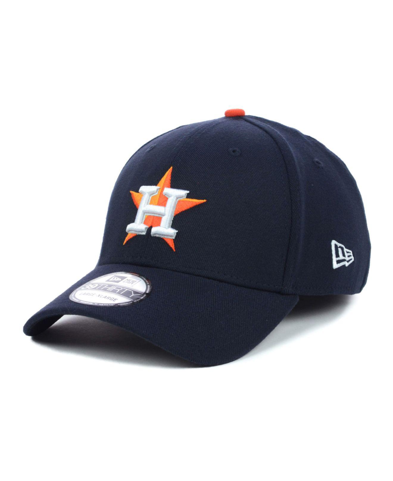 outlet store 5479f d7d7a ... Houston Astros Mlb Team Classic 39thirty Cap for Men - Lyst. View  fullscreen