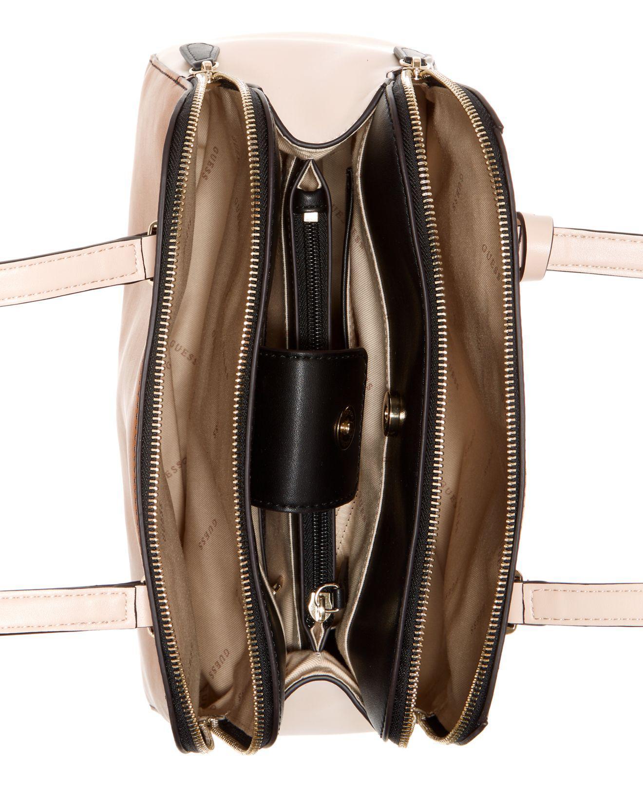 18d533644538 Guess - Multicolor Shawna Cali Shoulder Bag - Lyst. View fullscreen