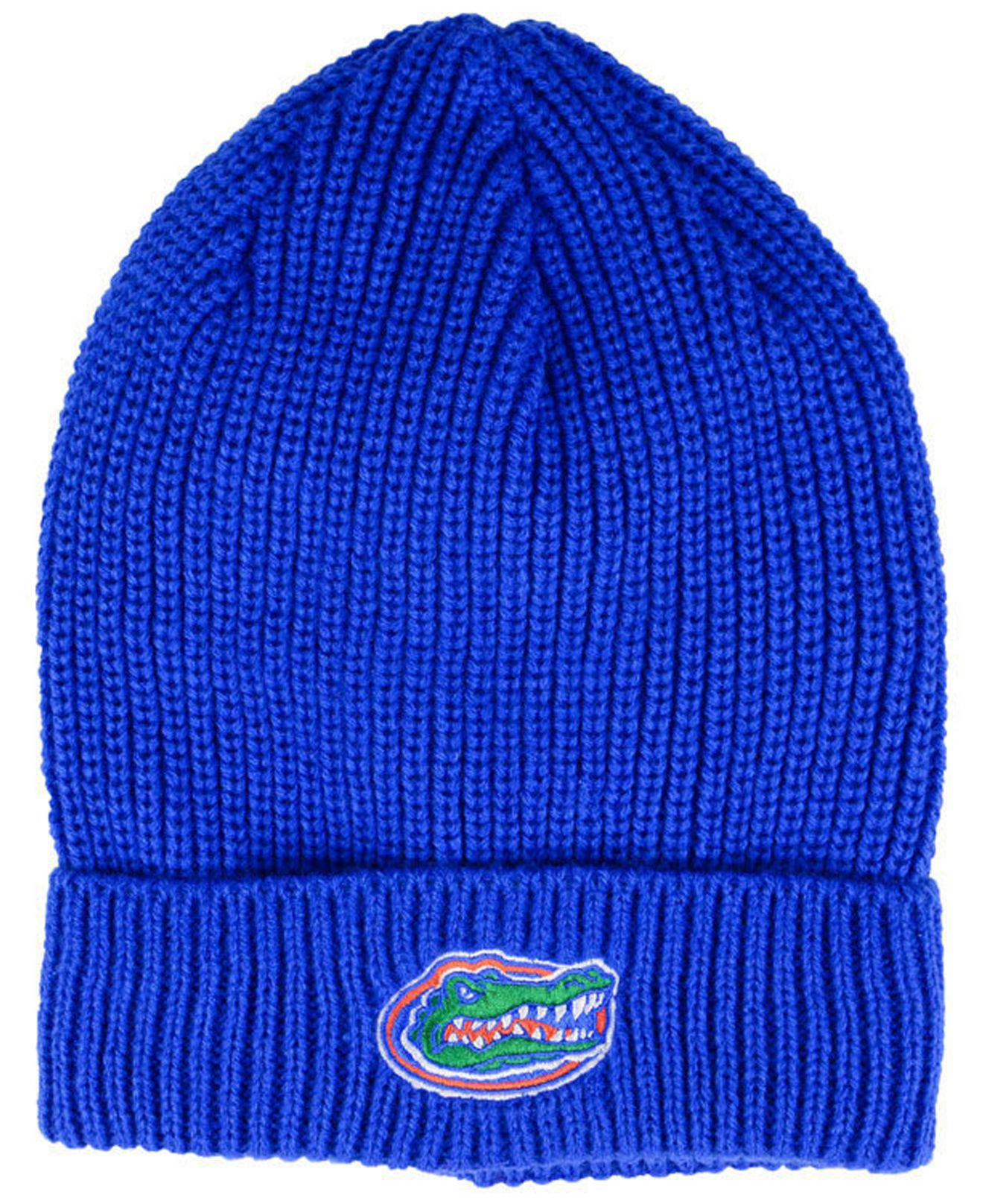 d384426f54eb6 Lyst - Nike Cuffed Knit Hat in Blue for Men