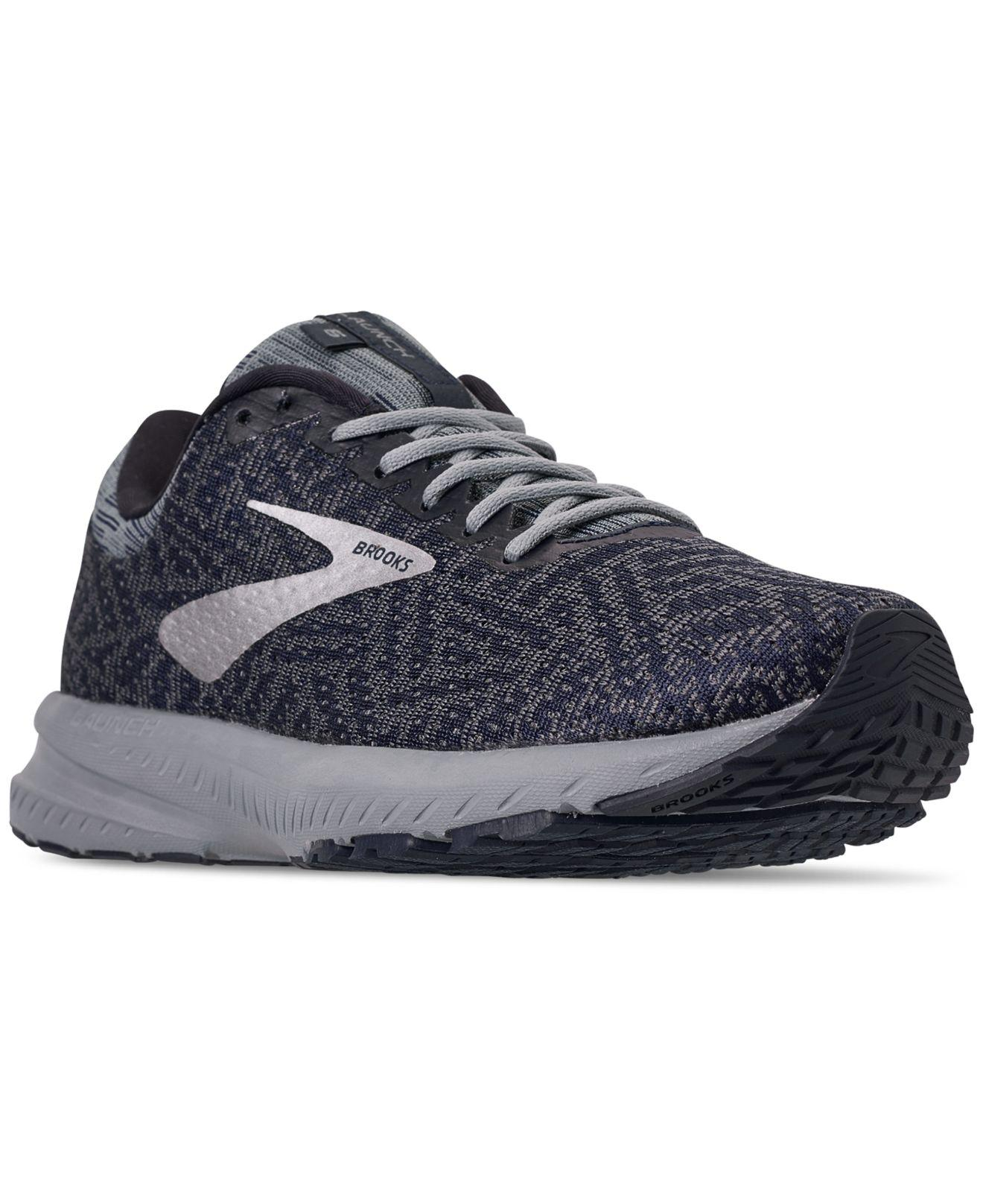cd0e3e9e25f Brooks - Blue Launch 6 Running Sneakers From Finish Line for Men - Lyst.  View fullscreen