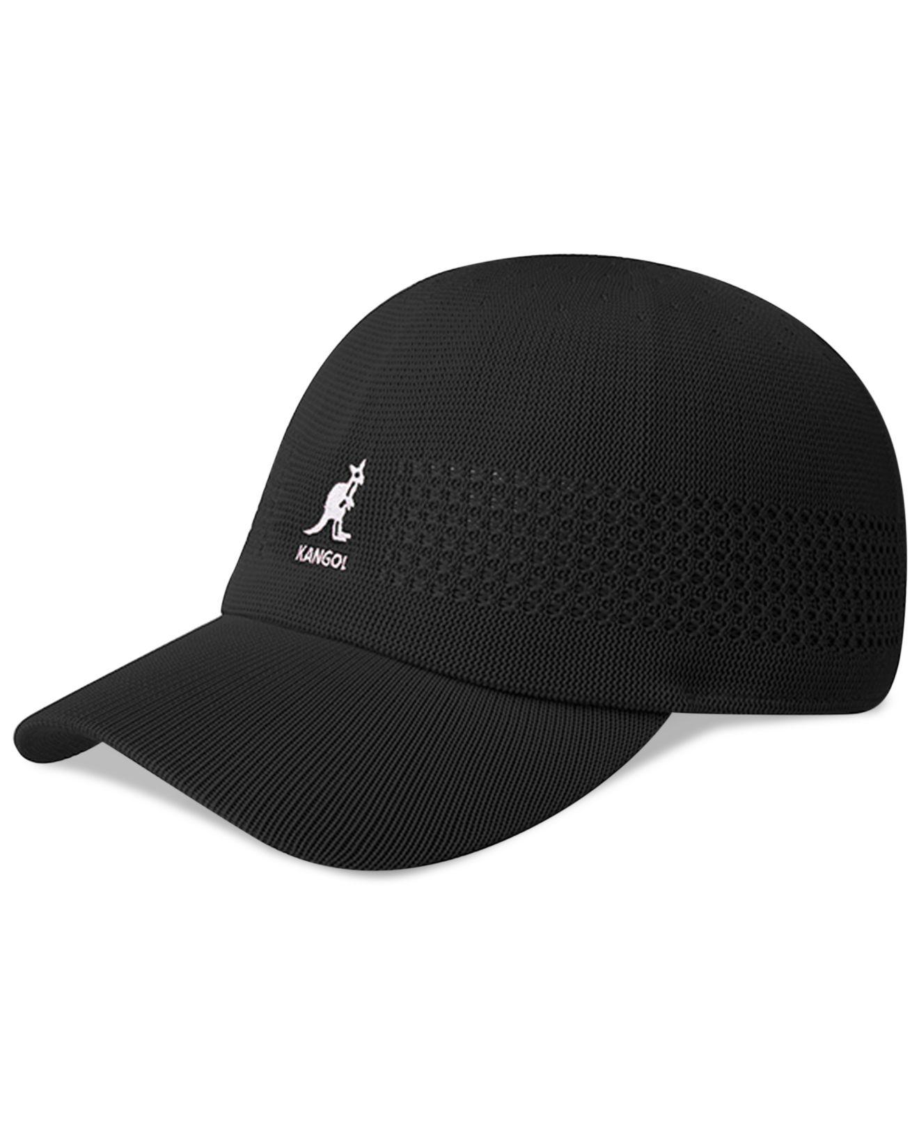 a84d9583dab Lyst - Kangol Men s Tropic Ventair Spacecap in Black for Men