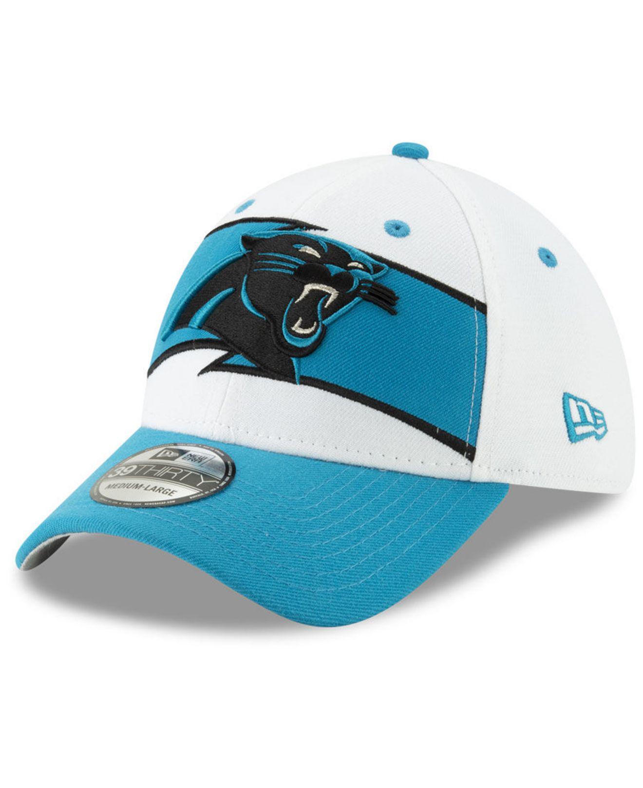 official photos fa233 64940 KTZ. Men s Blue Carolina Panthers Thanksgiving 39thirty Cap