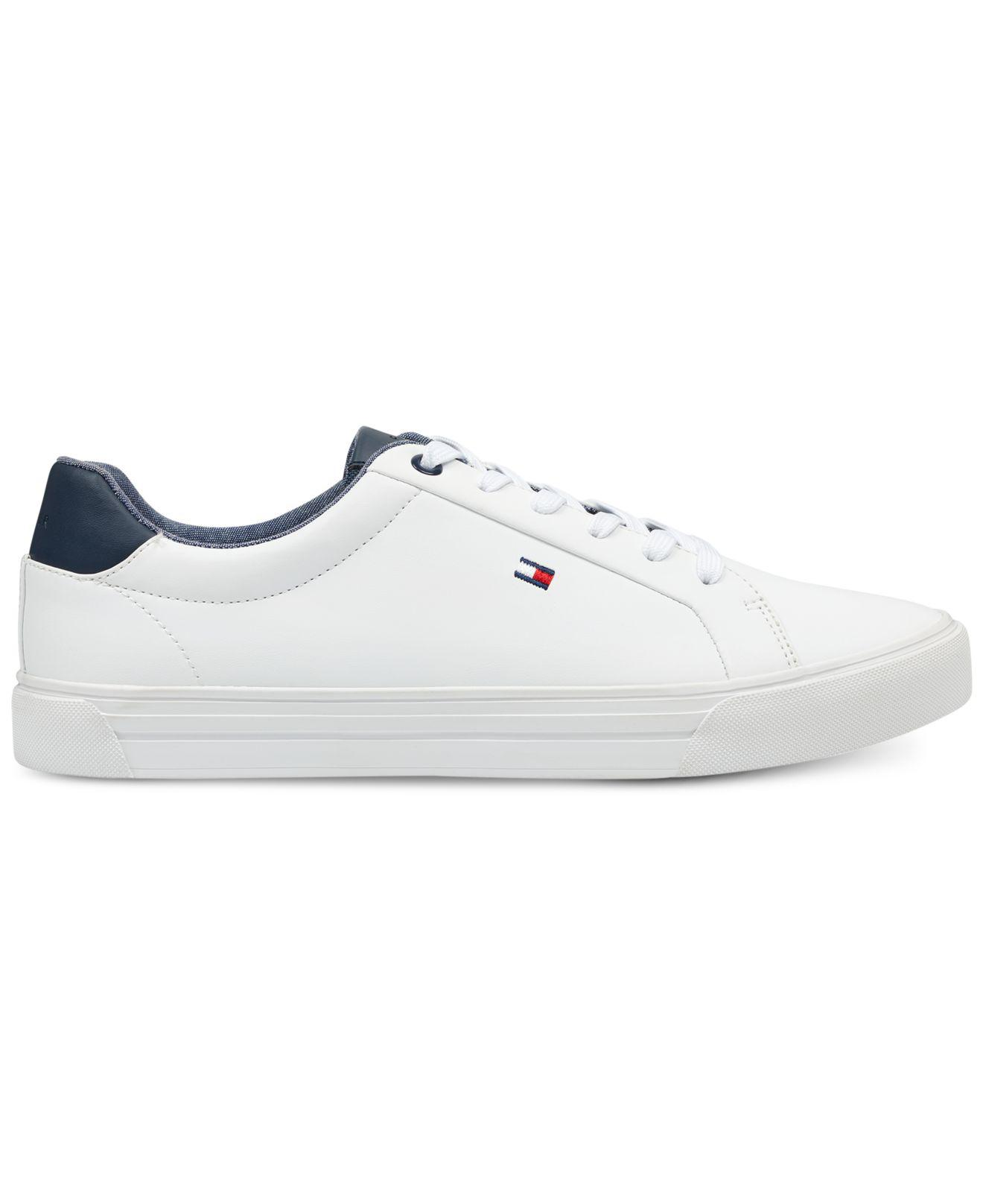 98f8611771c3 Lyst - Tommy Hilfiger Ref Low-top Sneakers in White for Men