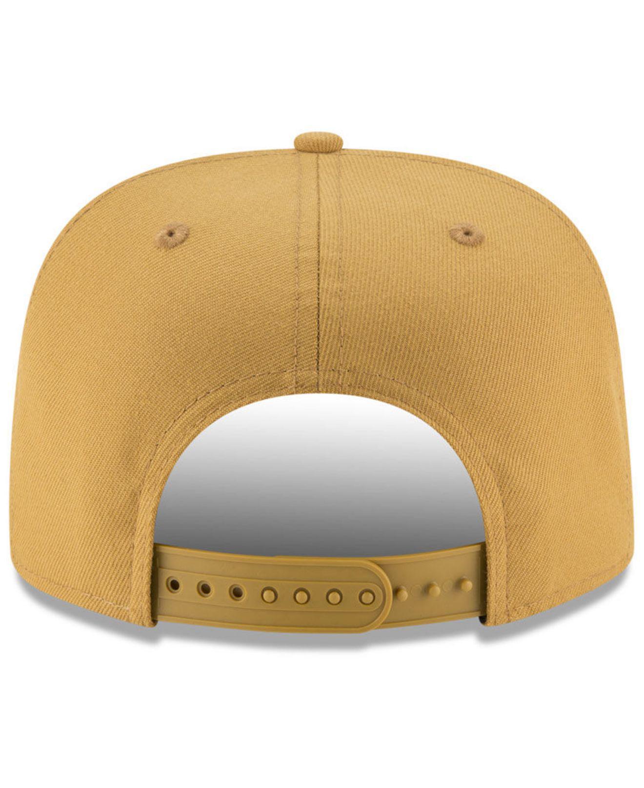 new product bfbc5 c369b ... wholesale new york knicks retro basic 9fifty snapback cap for men lyst.  view fullscreen 26b7f