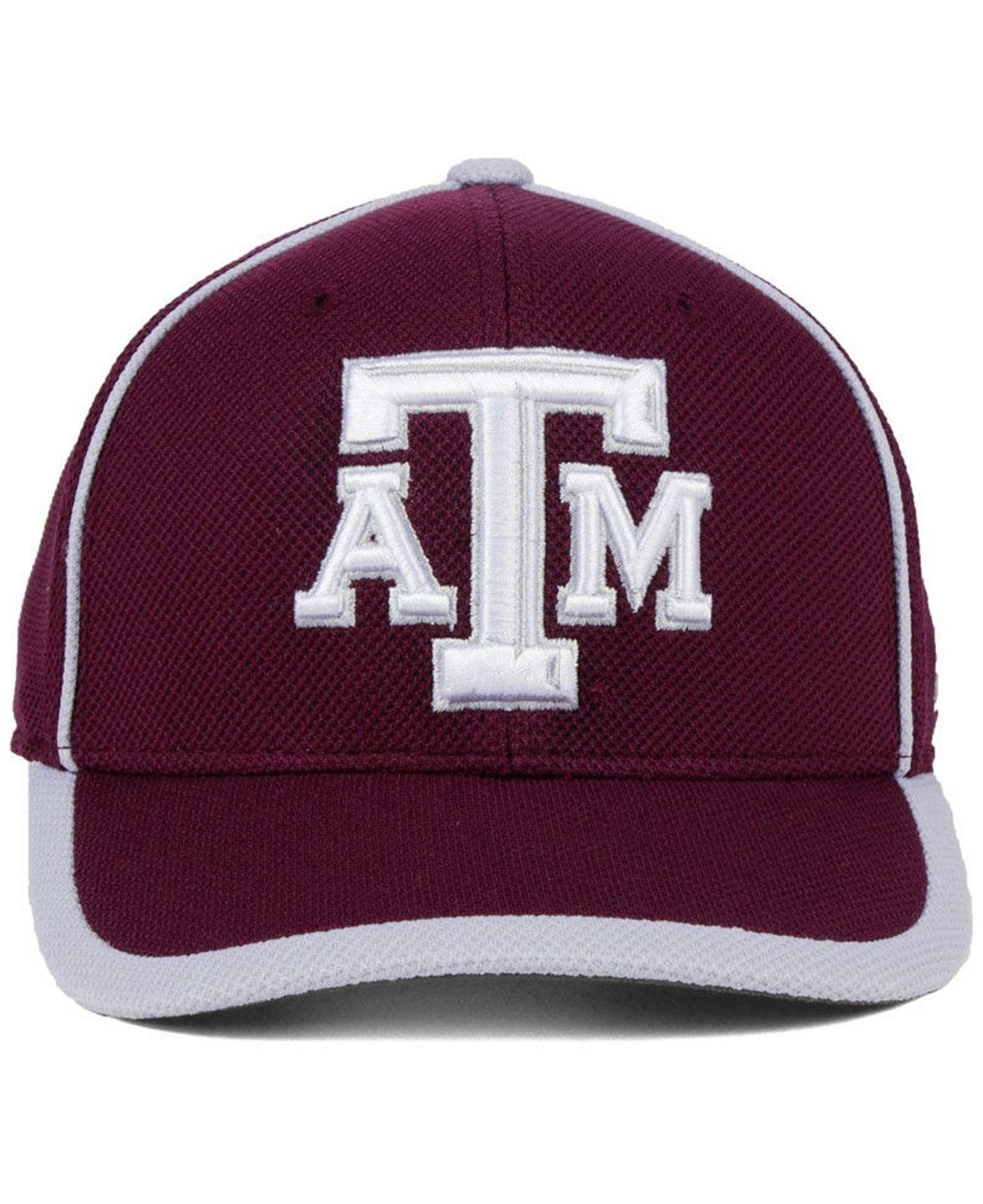 e432acf886f Lyst - adidas Texas A m Aggies Piping Hot Adjustable Cap in Purple for Men