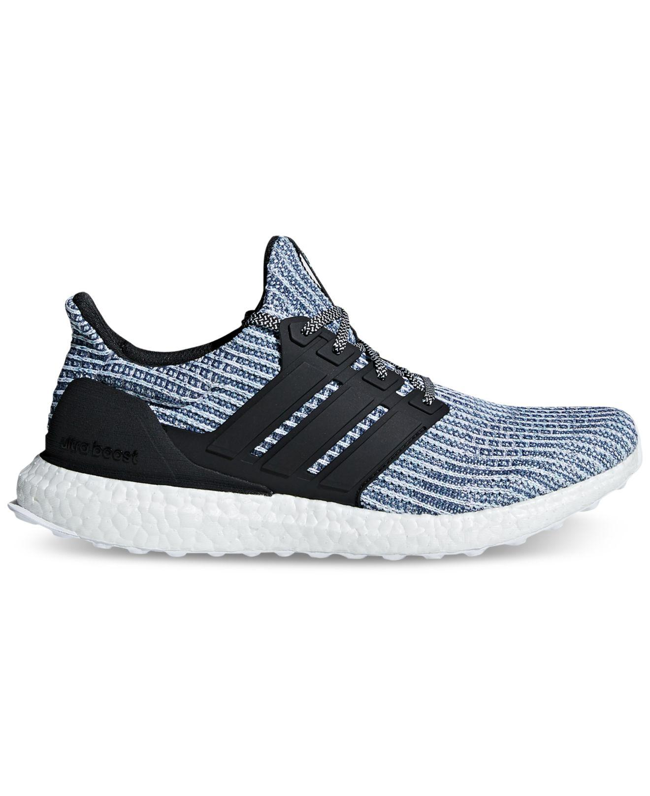 5f25fb71e Lyst - adidas Ultraboost X Parley Running Sneakers From Finish Line ...