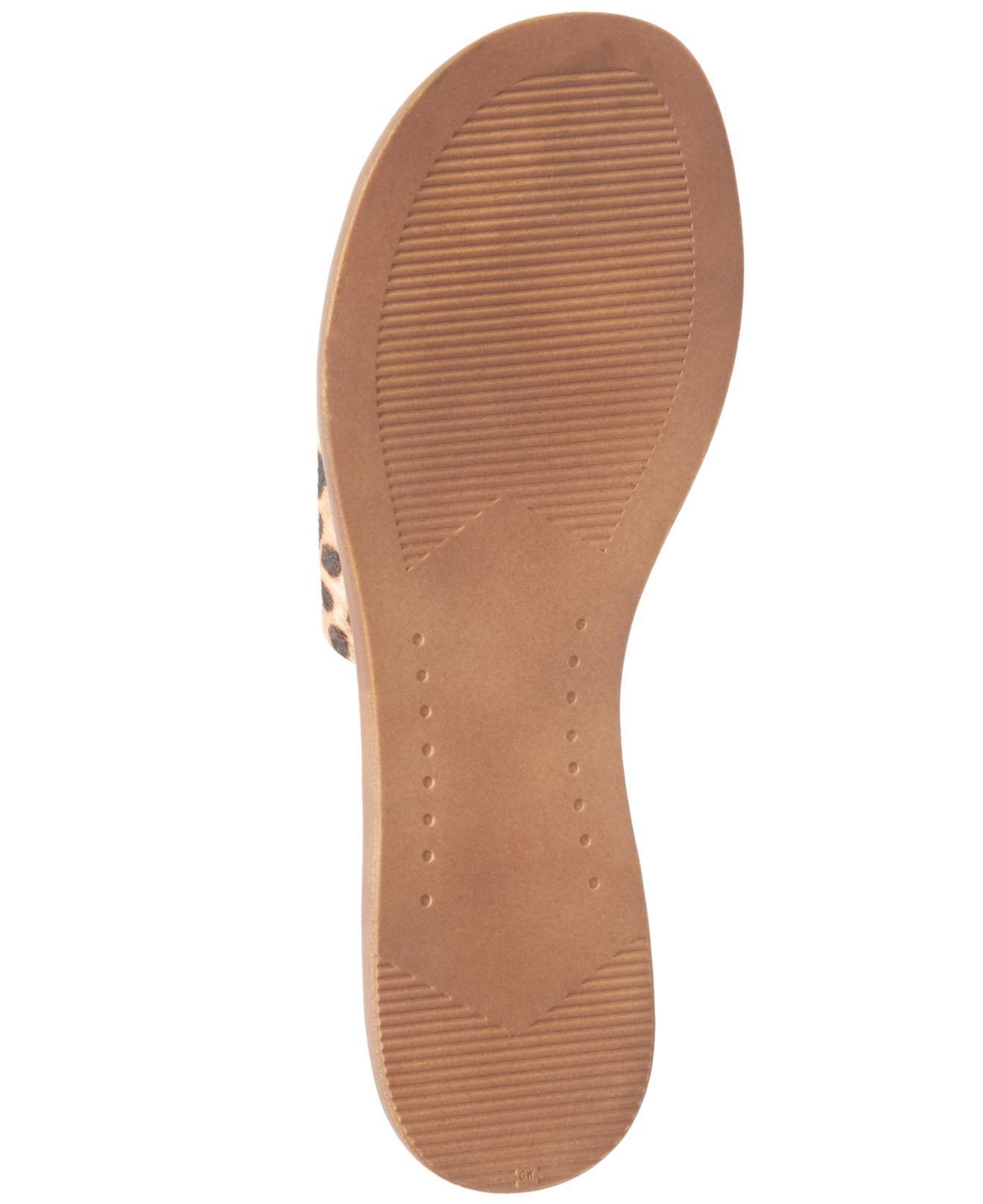 88fdb9c406a Lyst - Steve Madden Camilla Banded Slide Sandals