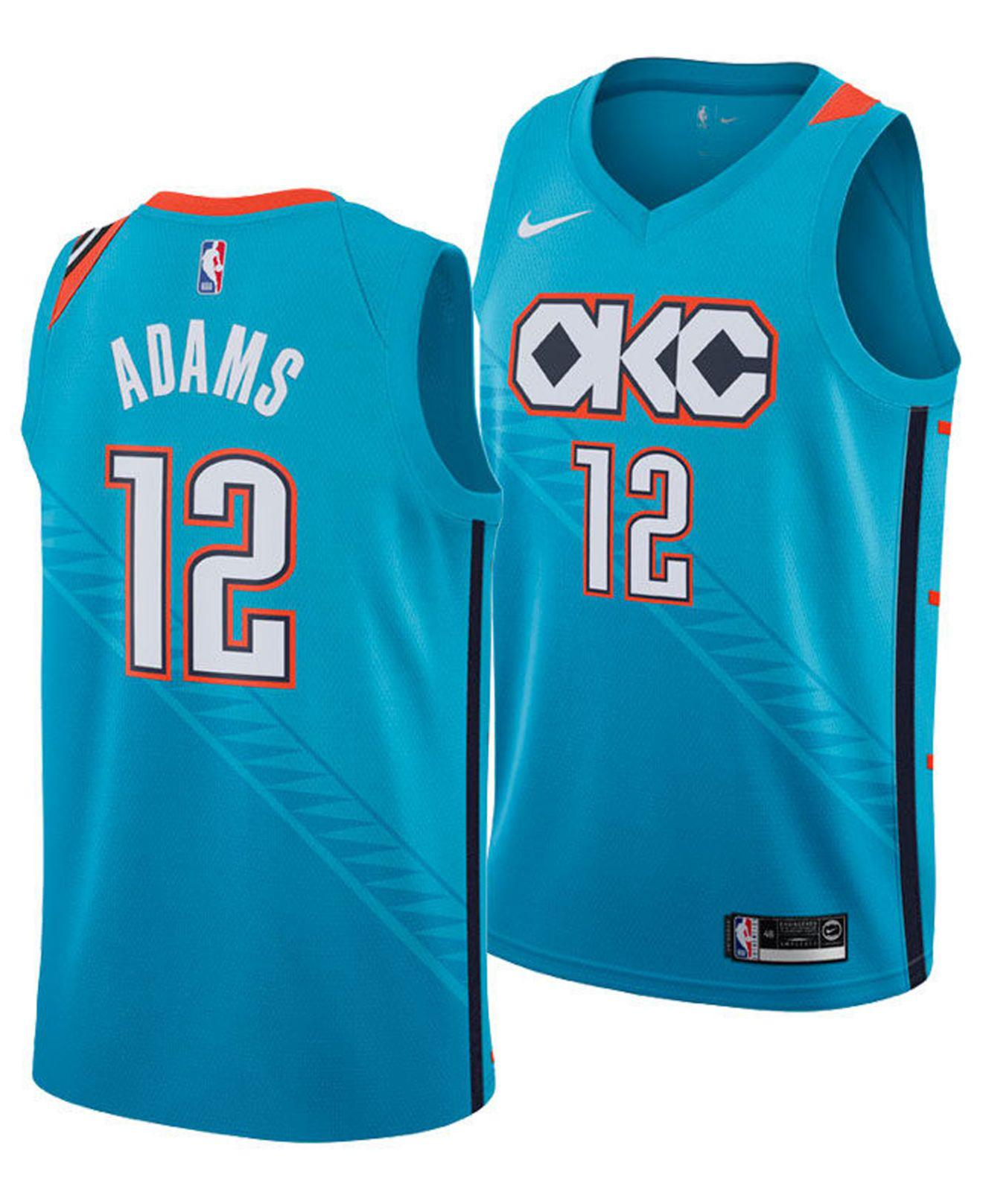 check out dcaa3 d6619 adams oklahoma city thunder jersey