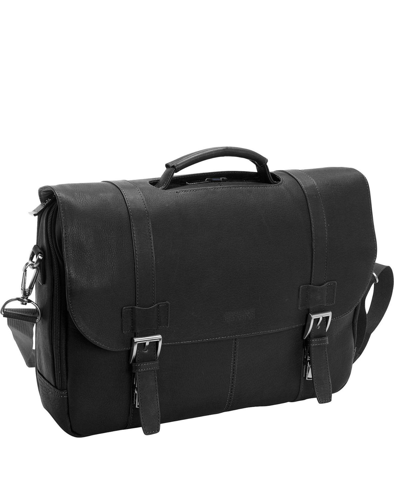 7f6ecc0b7 Leather Flapover Laptop Backpack | The Shred Centre