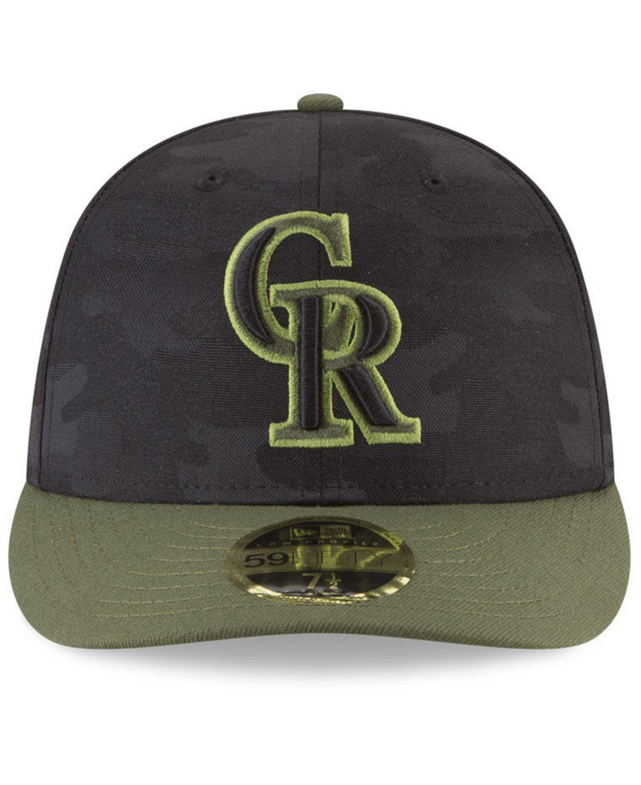 3f009438f9e ... where to buy lyst ktz colorado rockies memorial day low profile 59fifty  fitted 37d71 fc74e ...