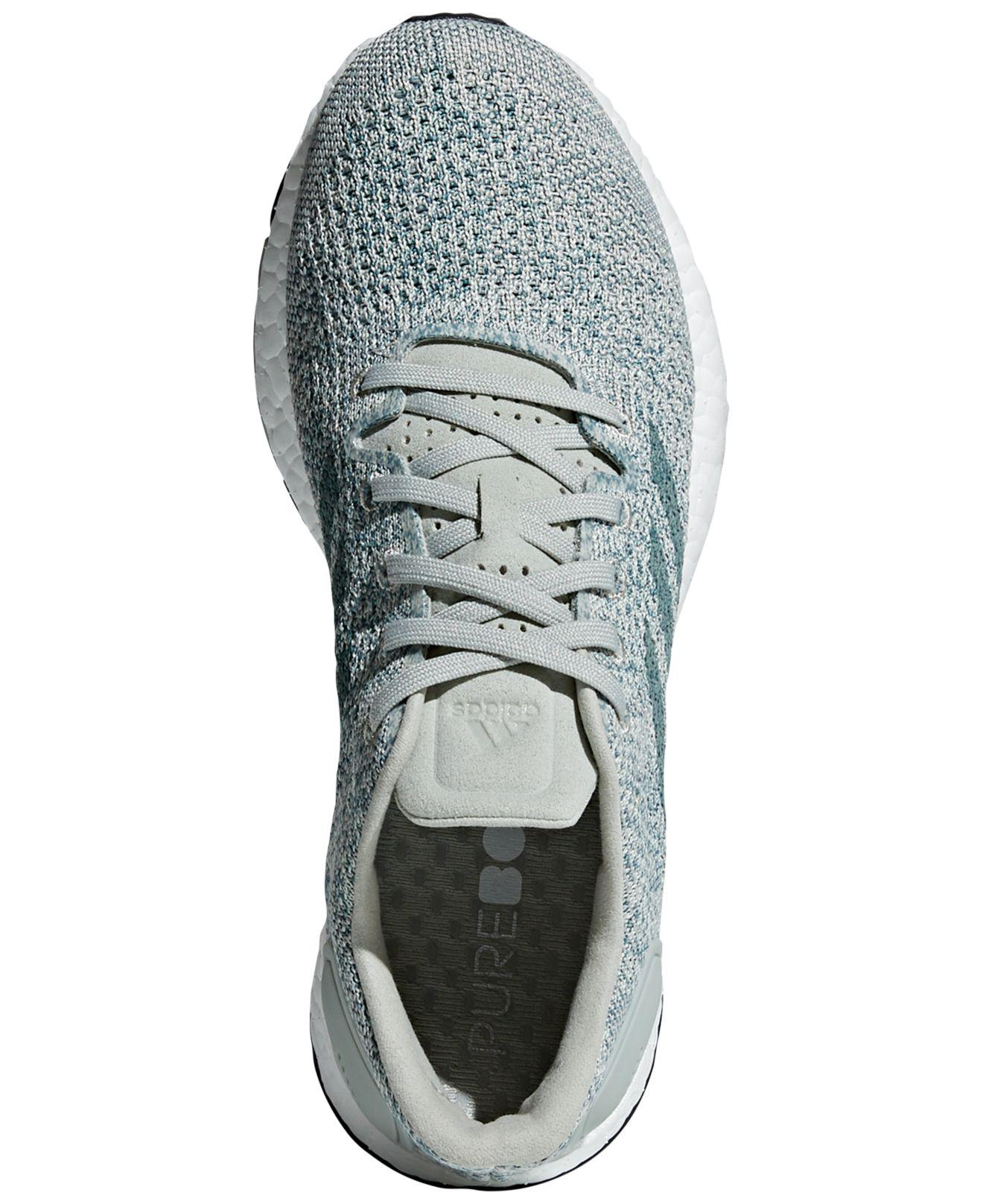 9c8a0942d773 ... free shipping lyst adidas pureboost dpr running sneakers from finish  line 3198f 66157