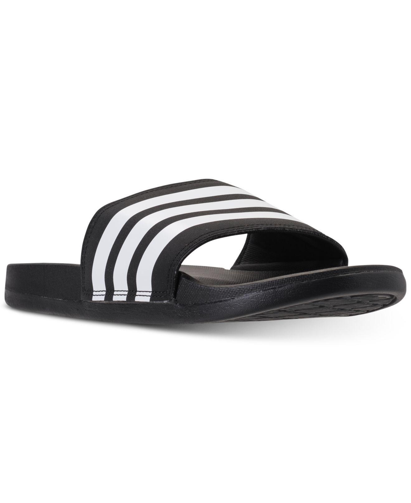 best website 85b44 0e2af adidas. Adilette Cloudfoam Ultra Stripes ...