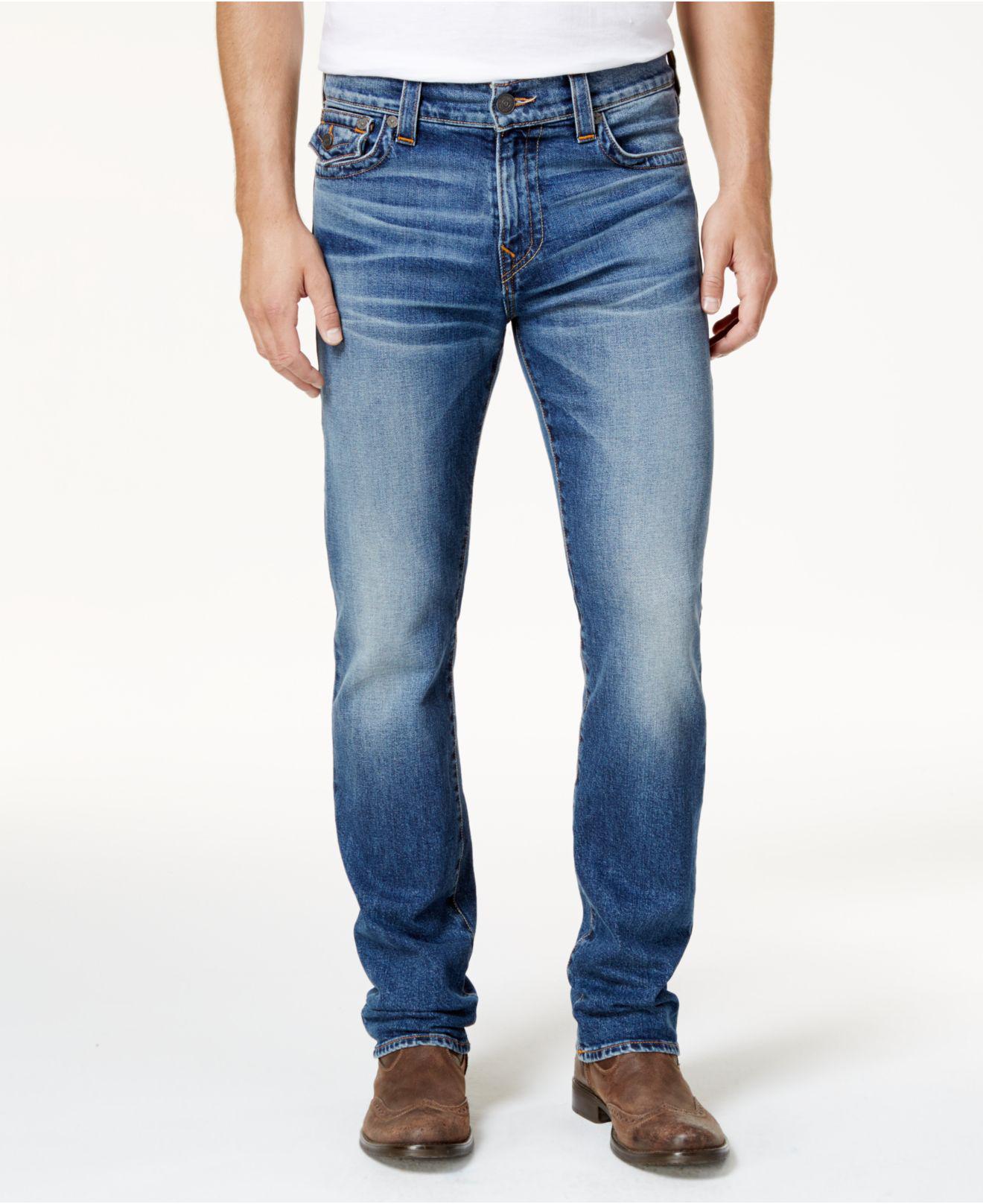 0f051423a Lyst - True Religion Men s Indigo Jeans in Blue for Men