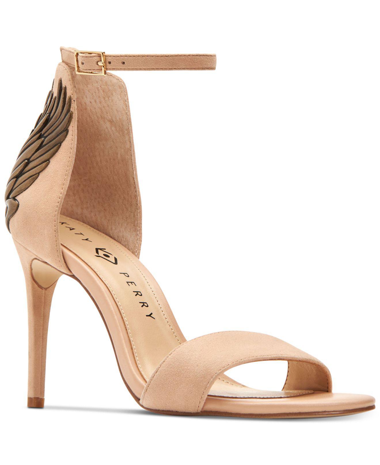 Katy Perry The Alexann Velvet Dress Sandals sRVZiIyWB