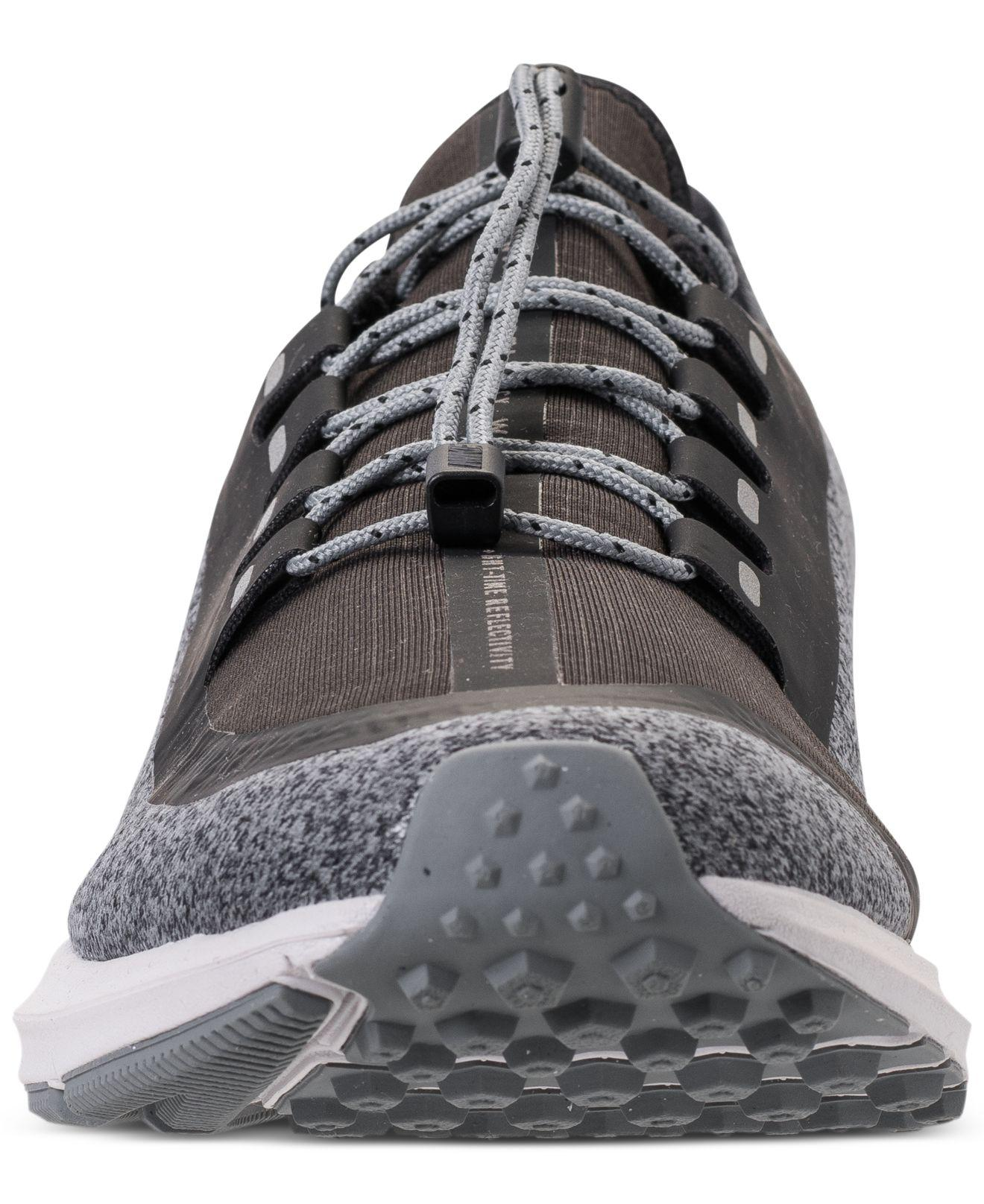 pretty nice 07479 4b97e nike-BLACKMETALLIC-SILVER-COO-Air-Zoom-Winflo-5-Shield-Running-Sneakers -From-Finish-Line.jpeg