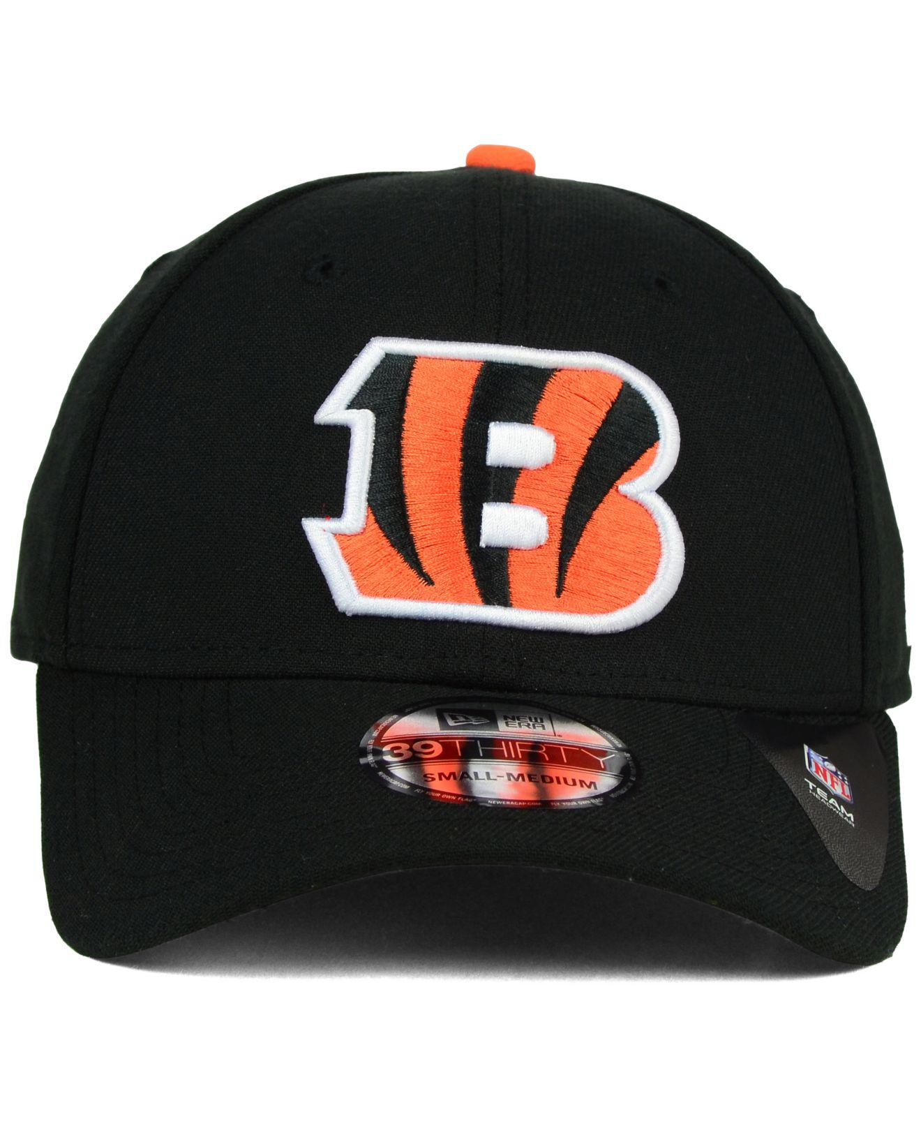 new style 410a7 f02c2 Lyst - KTZ Cincinnati Bengals New Team Classic 39thirty Cap in Orange for  Men