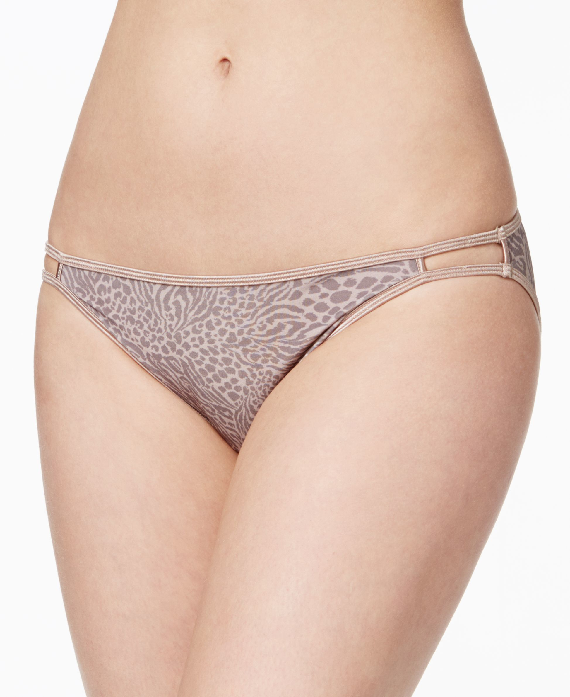 Vanity fair illuminations string bikini