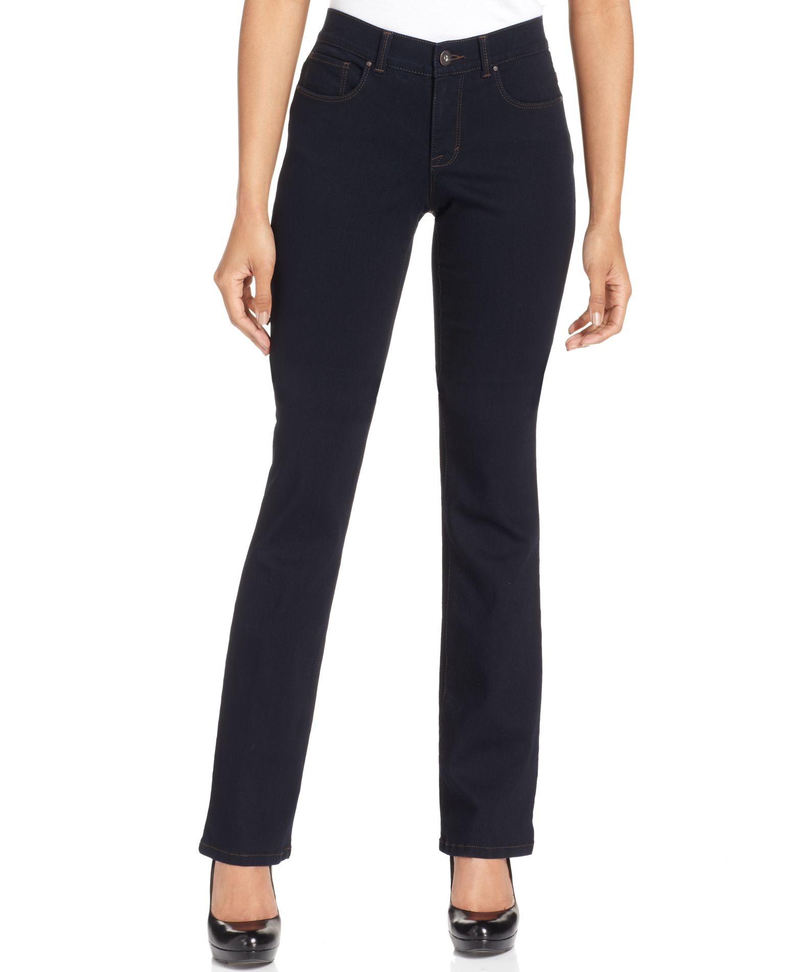 Women's Style & Co. Pants Exclusive to Macy's, Style & Co. is a sophisticated, contemporary line offering a broad selection of closet essentials. The label has a trend led aesthetic with a fashion-forward feel, perfect for creating individual style for day or night.
